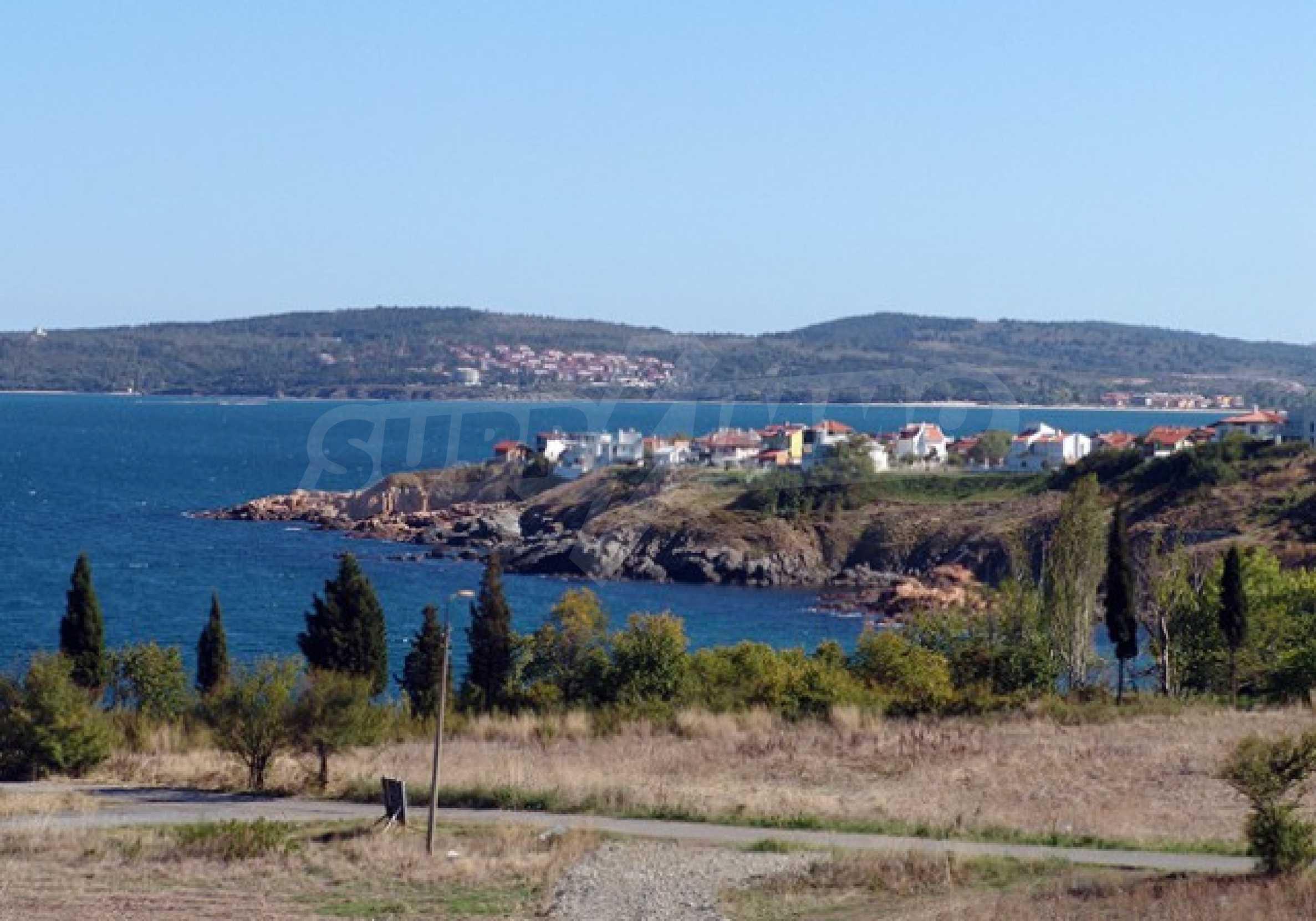 Комплекс Sunny Island в Черноморец 39