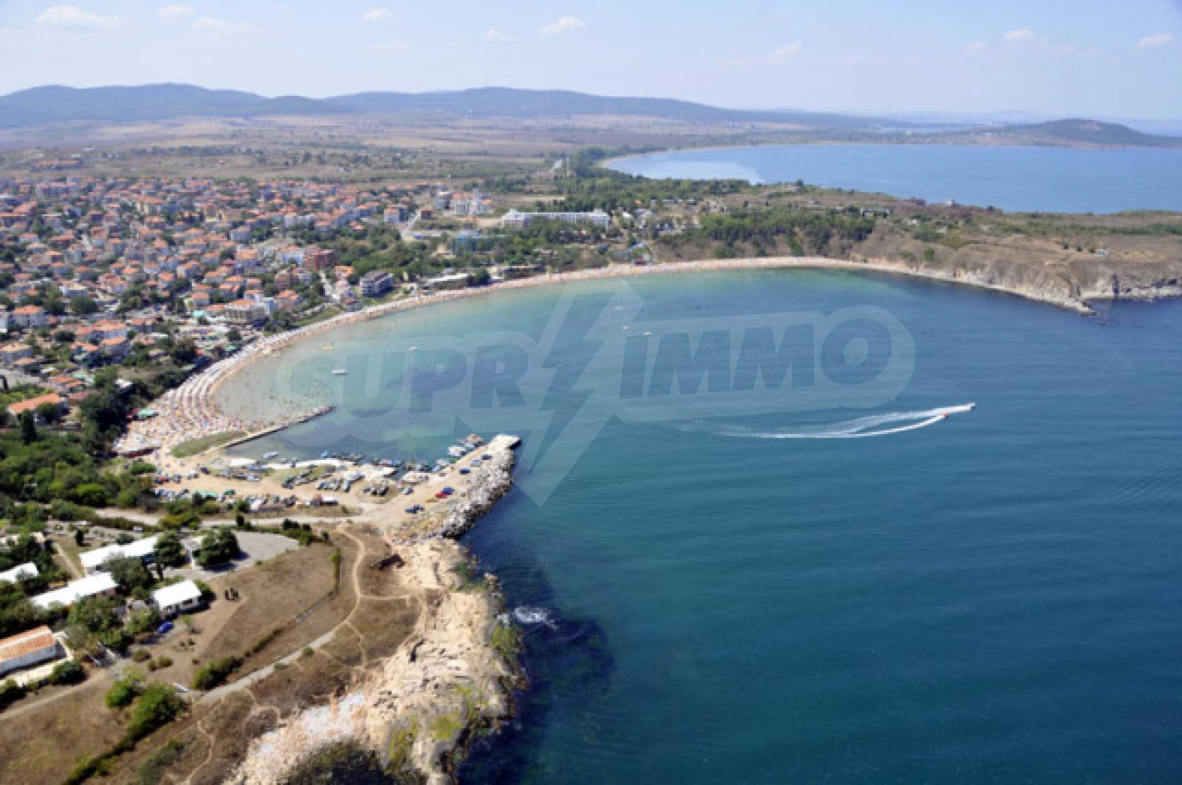 Комплекс Sunny Island в Черноморец 42