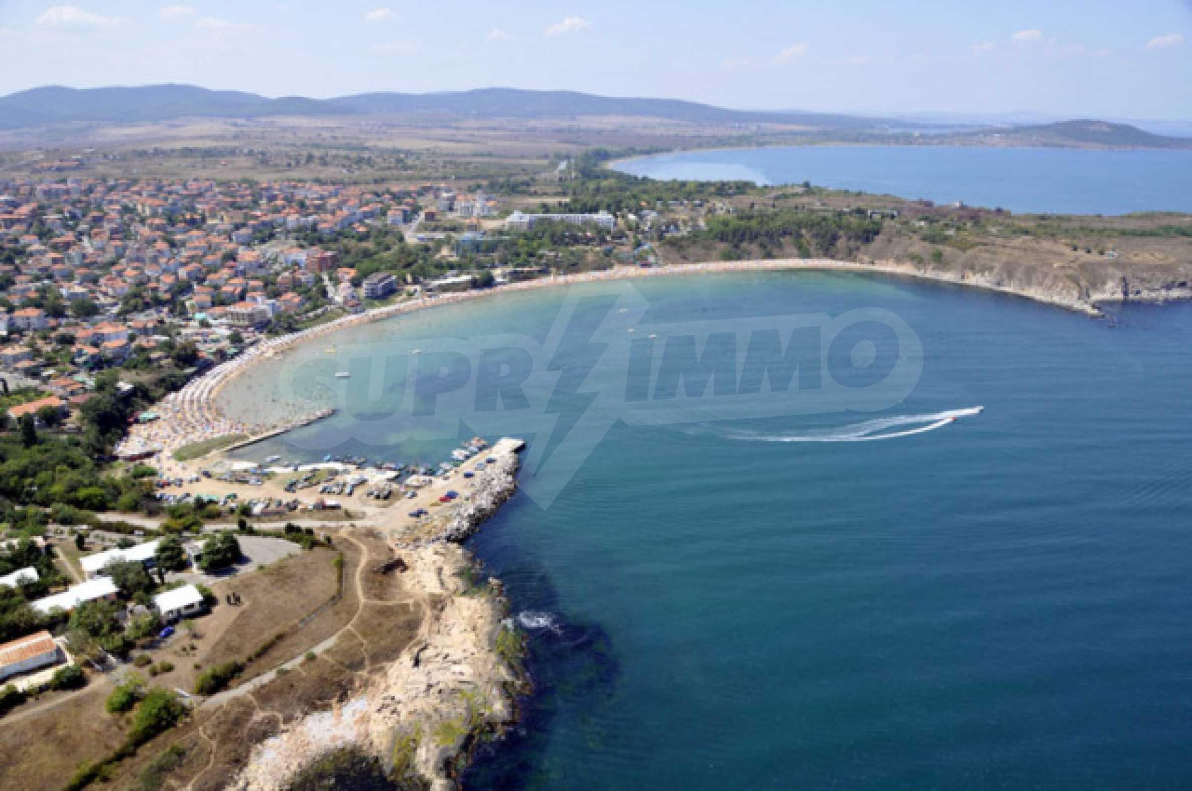 Комплекс Sunny Island в Черноморец 43