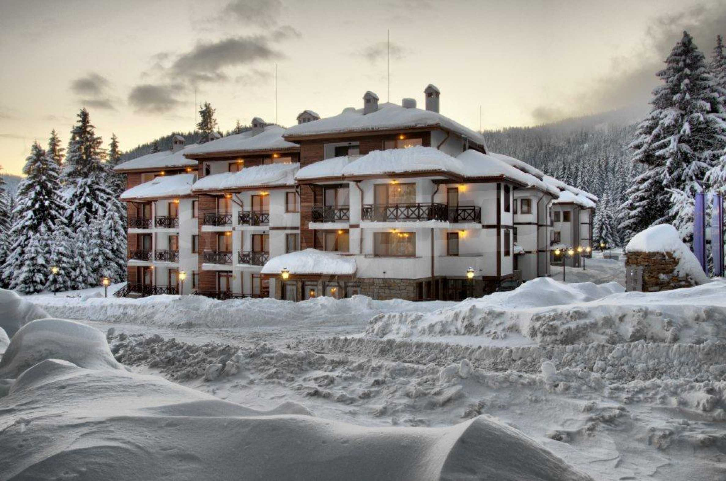 3-bedroom apartment in Pamporovo 10
