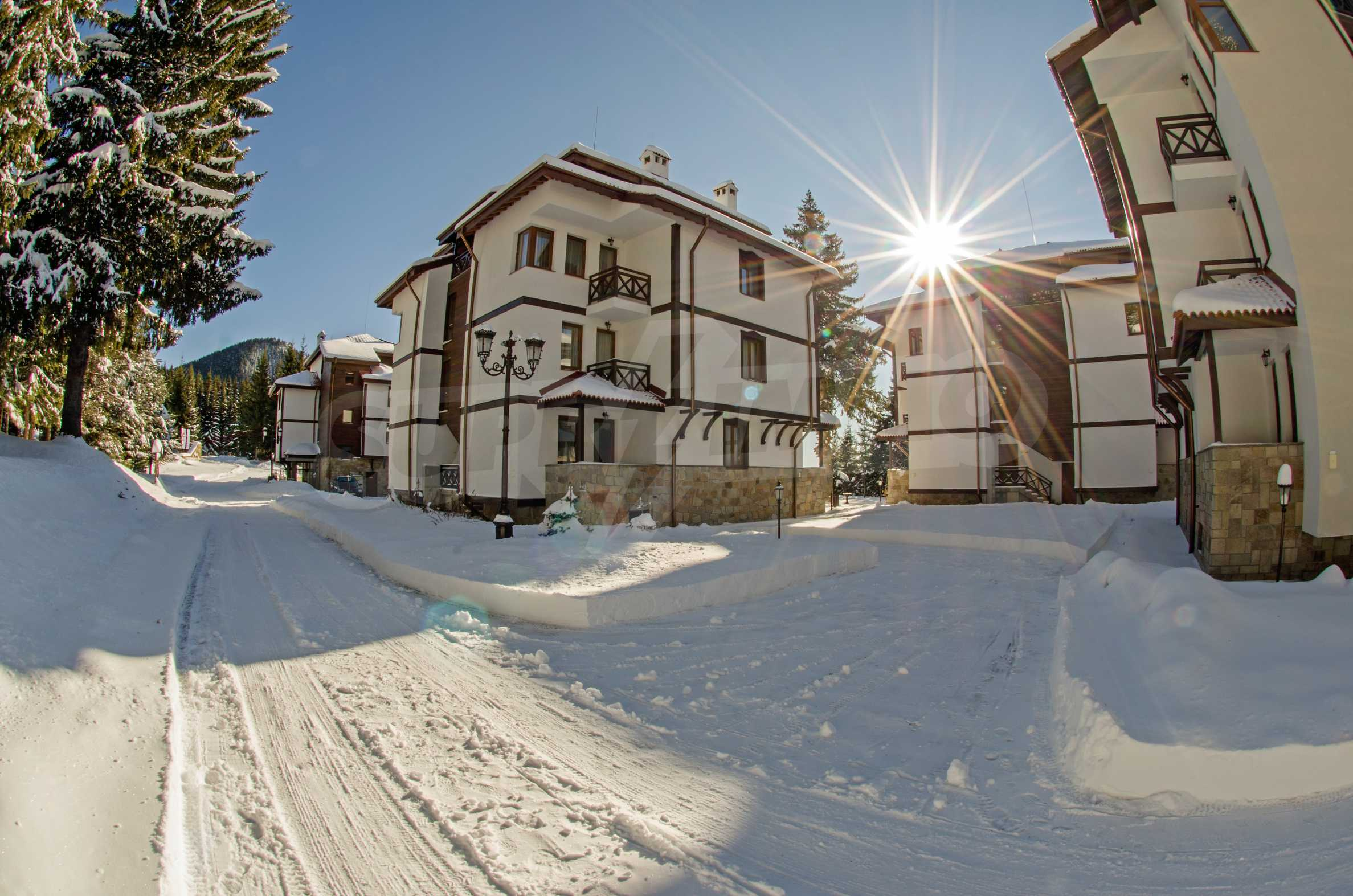3-bedroom apartment in Pamporovo 13
