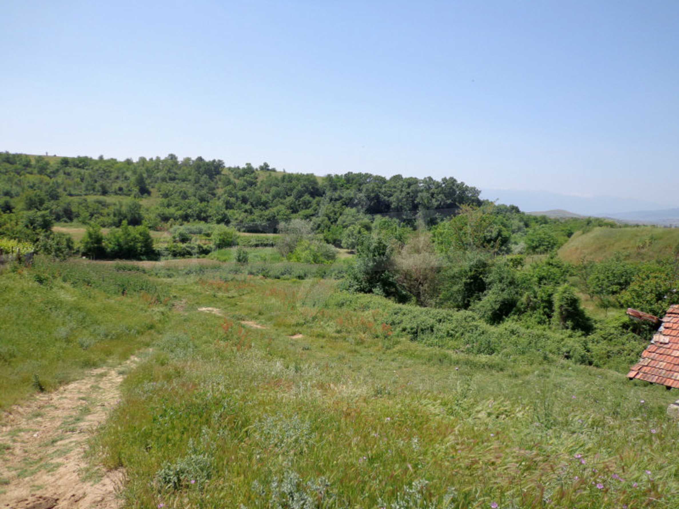 Land for private house near mineral bath 1