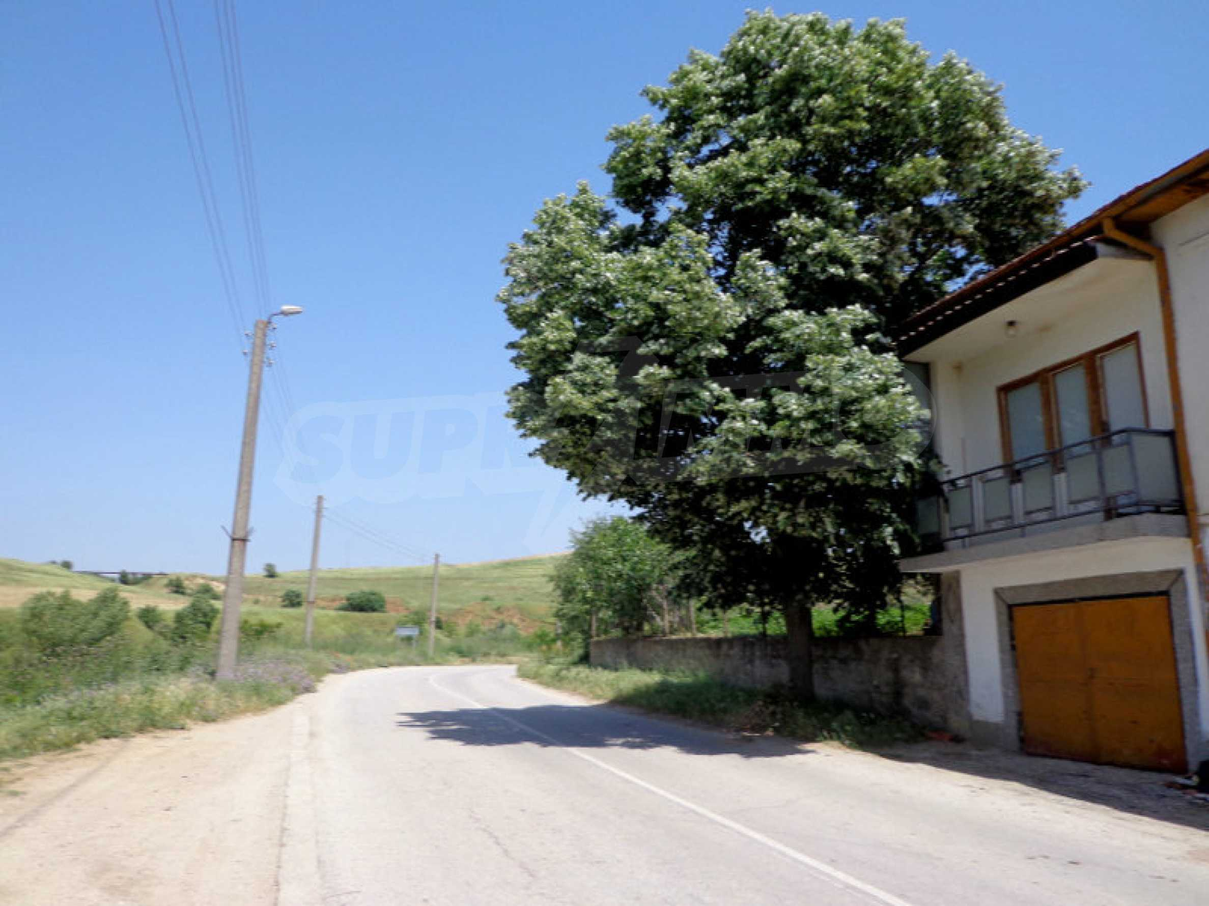 Land for private house near mineral bath 7