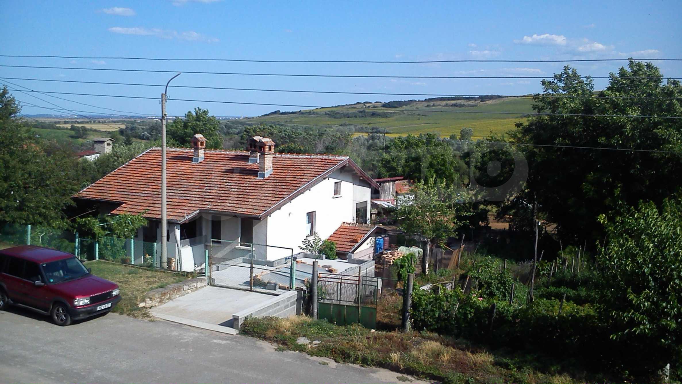 3-storey villa with garden in picturesque village near Vidin 13
