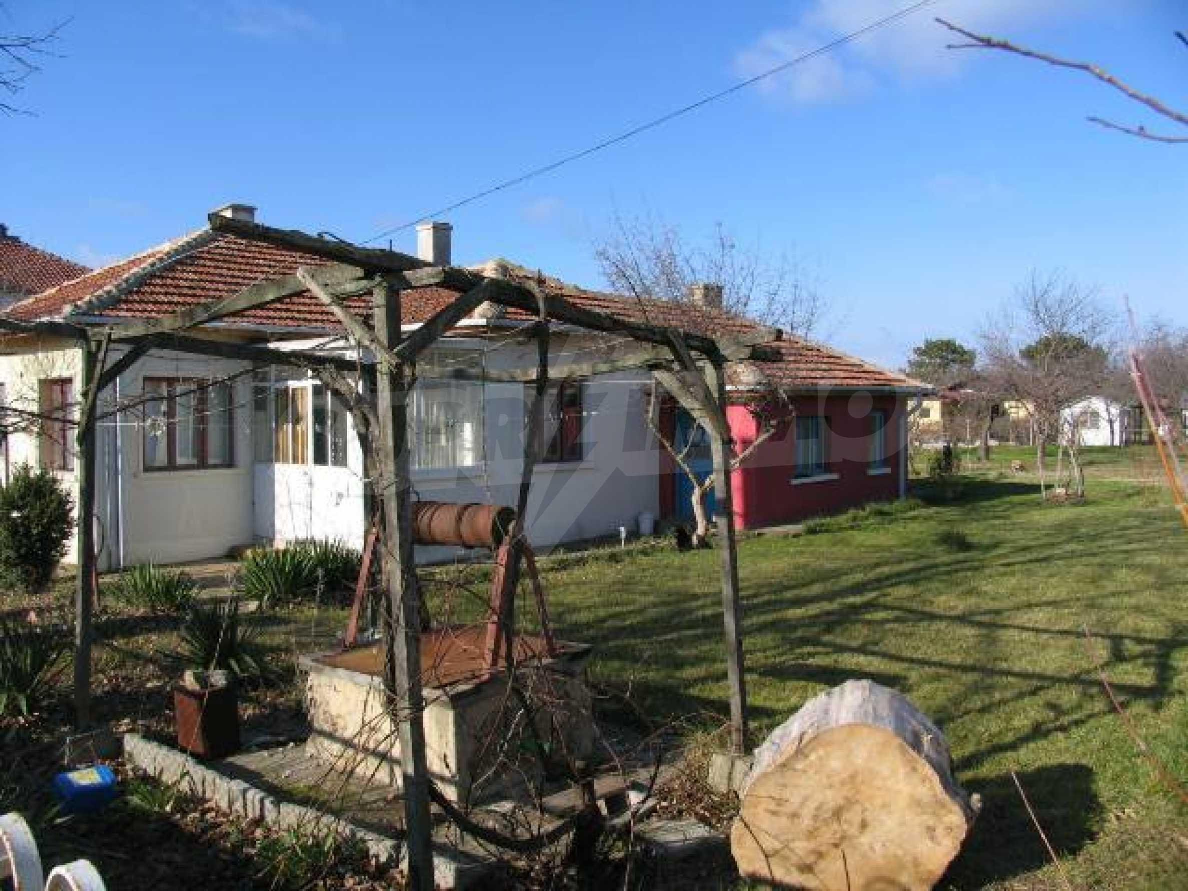 Дом для продажи в курорте Бяла - всего в нескольких минутах от моря