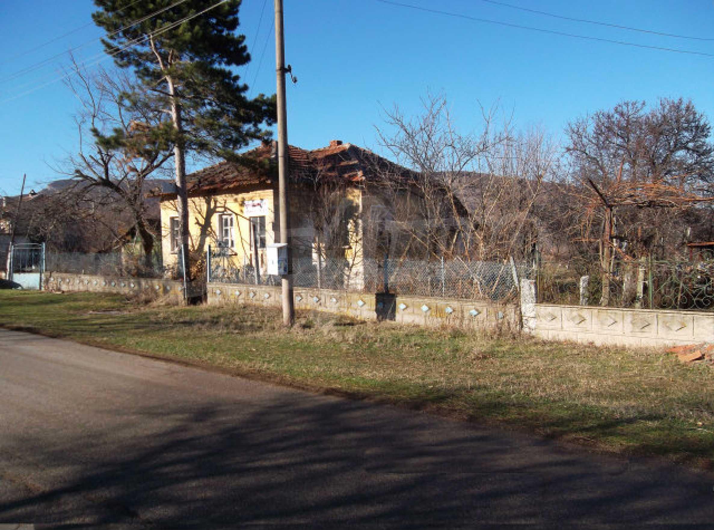Дом в Белоградчик 1