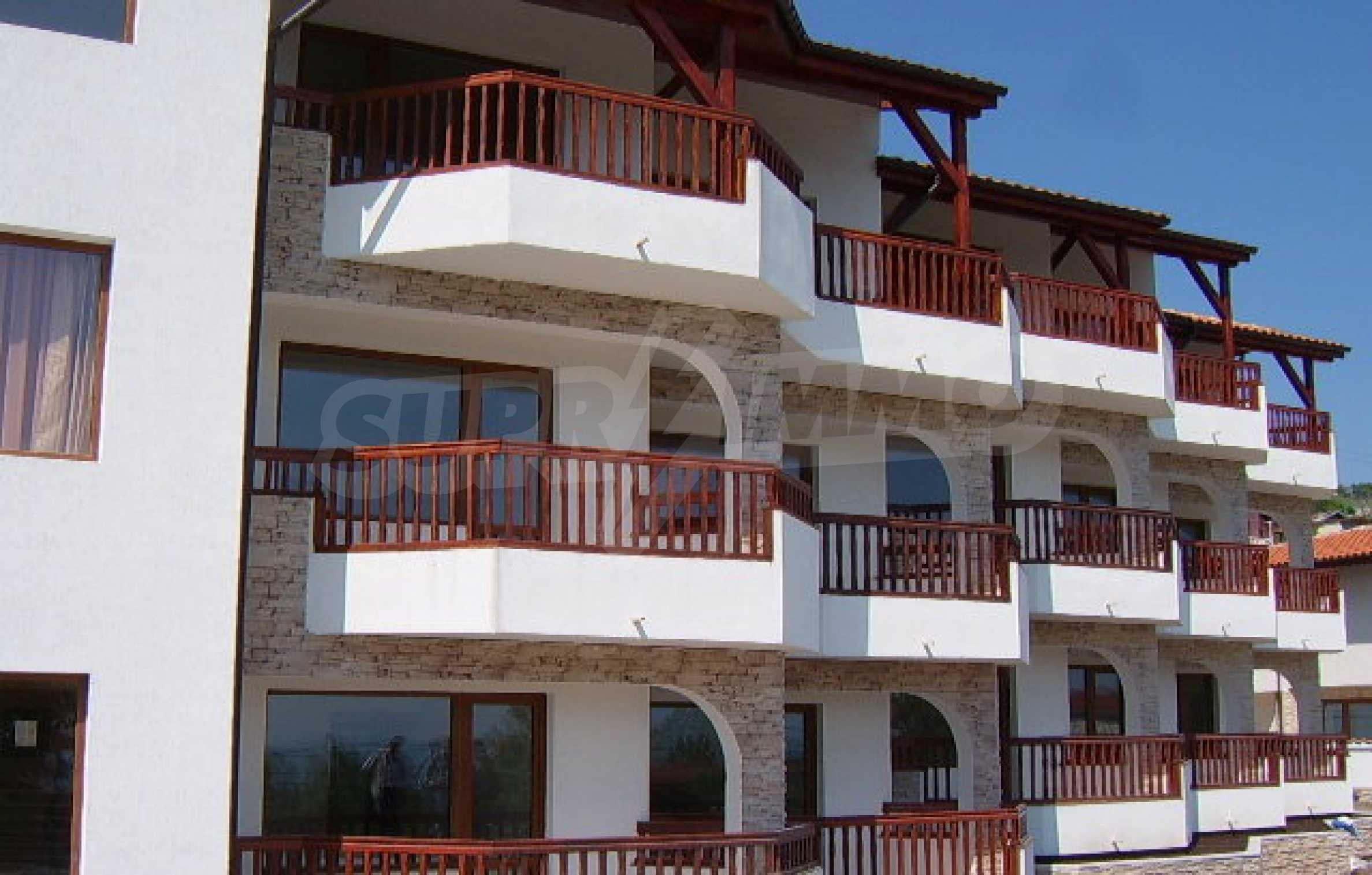 Wohnung in Balchik 1