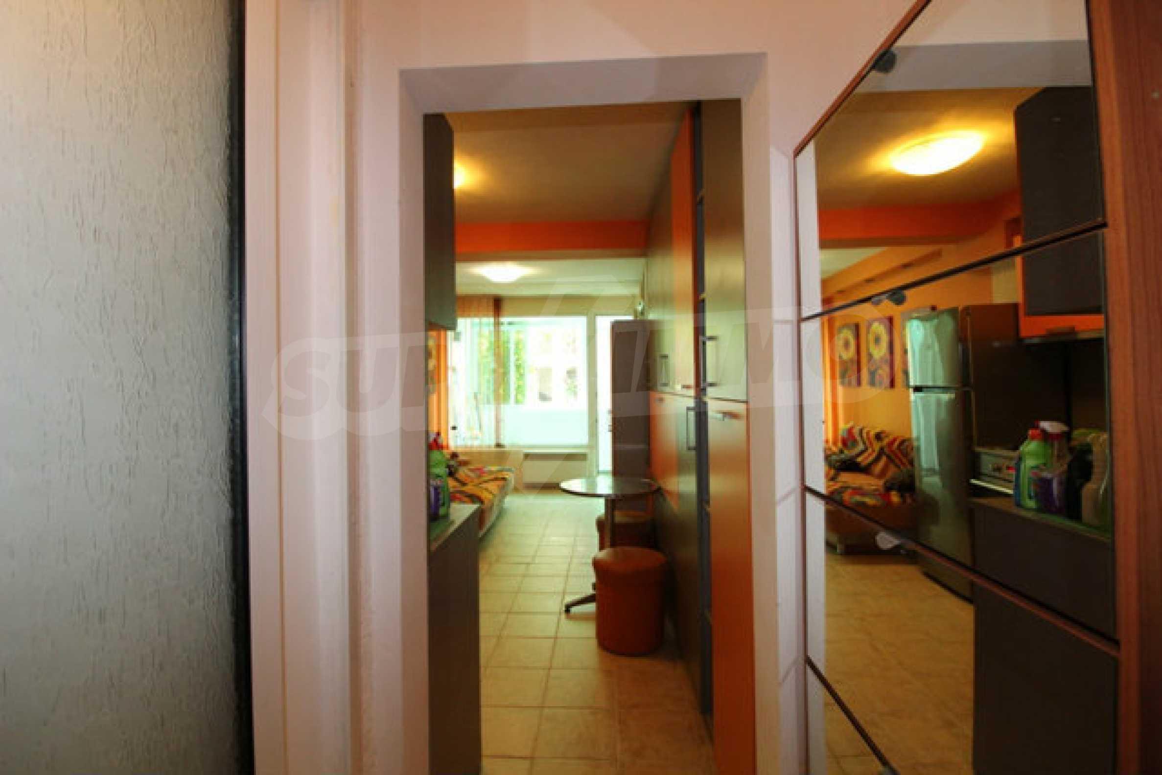 Бутиково обзаведено студио в центъра на Велико Търново  16