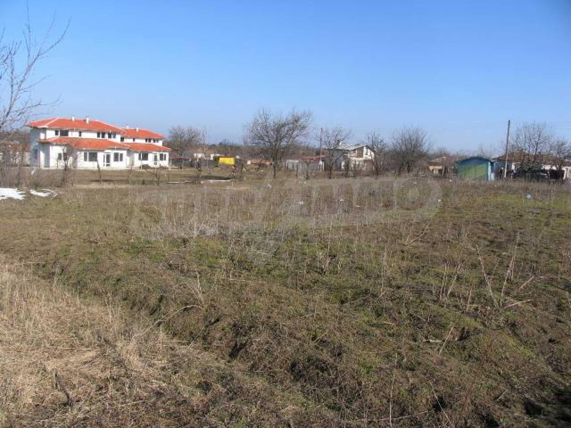 Земля для продажи в деревне Slaveevo - 15 км от курорта Албена 7