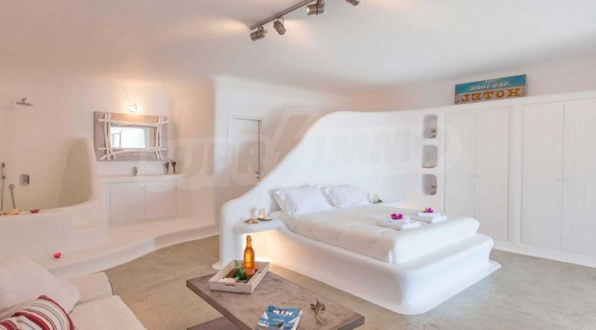Солидна резиденция за ценители, о. Миконос 10