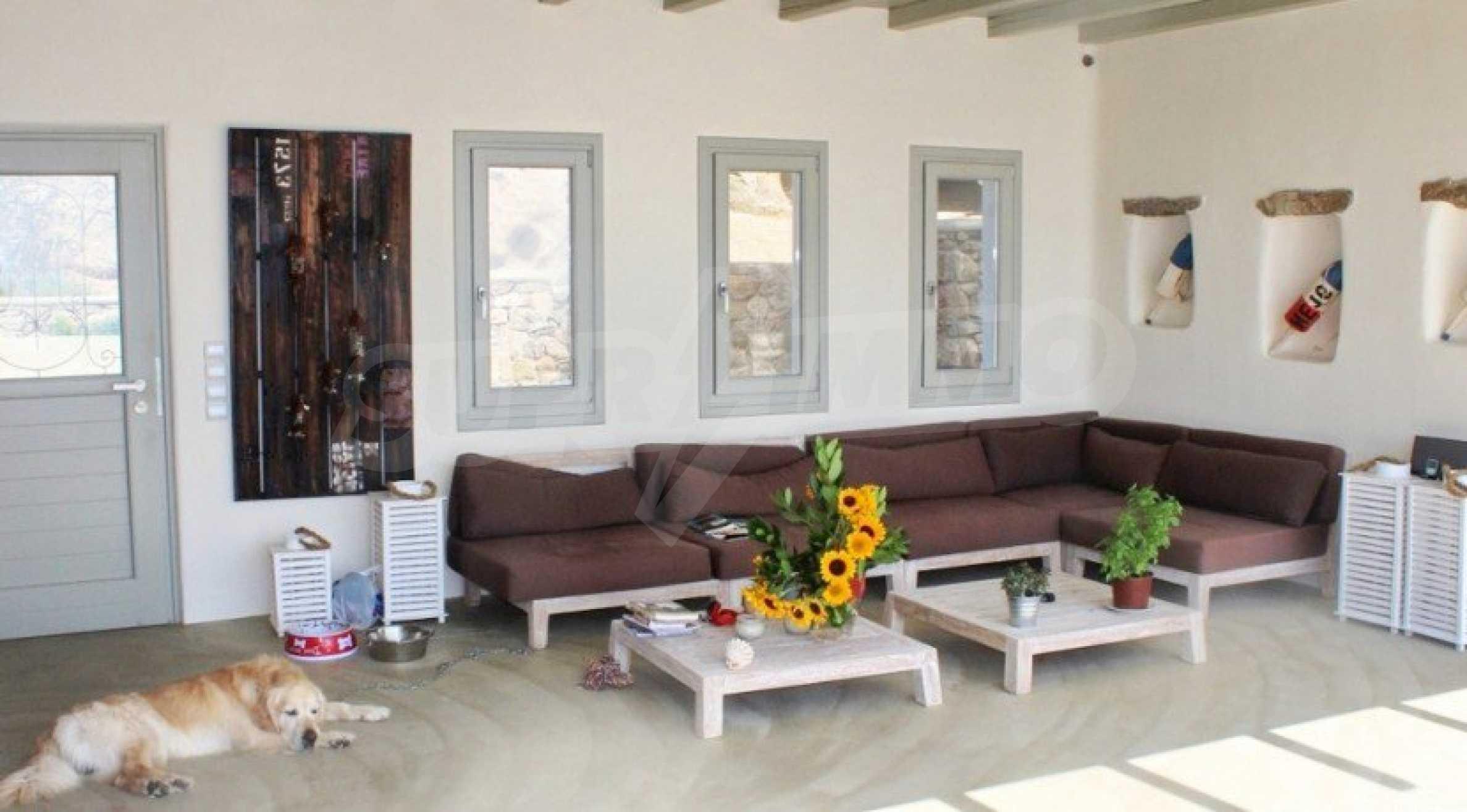 Солидна резиденция за ценители, о. Миконос 15