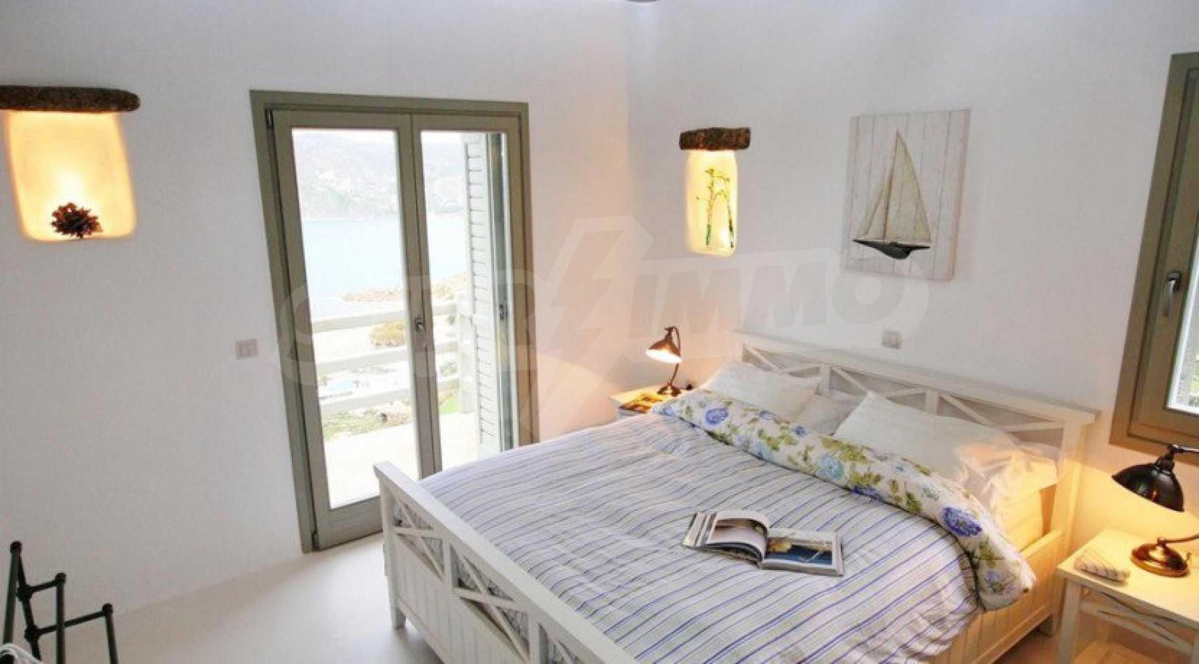 Солидна резиденция за ценители, о. Миконос 16