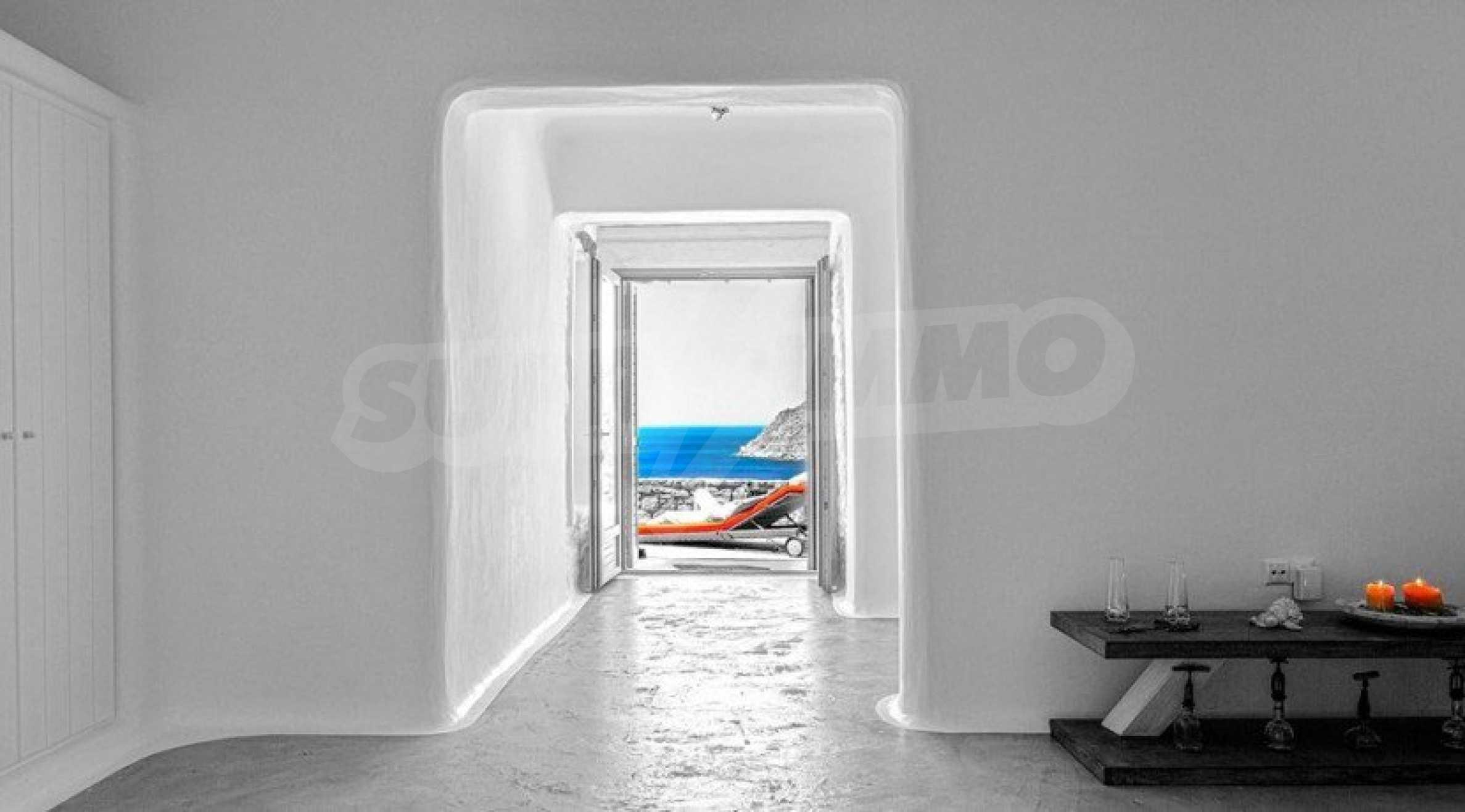 Солидна резиденция за ценители, о. Миконос 18