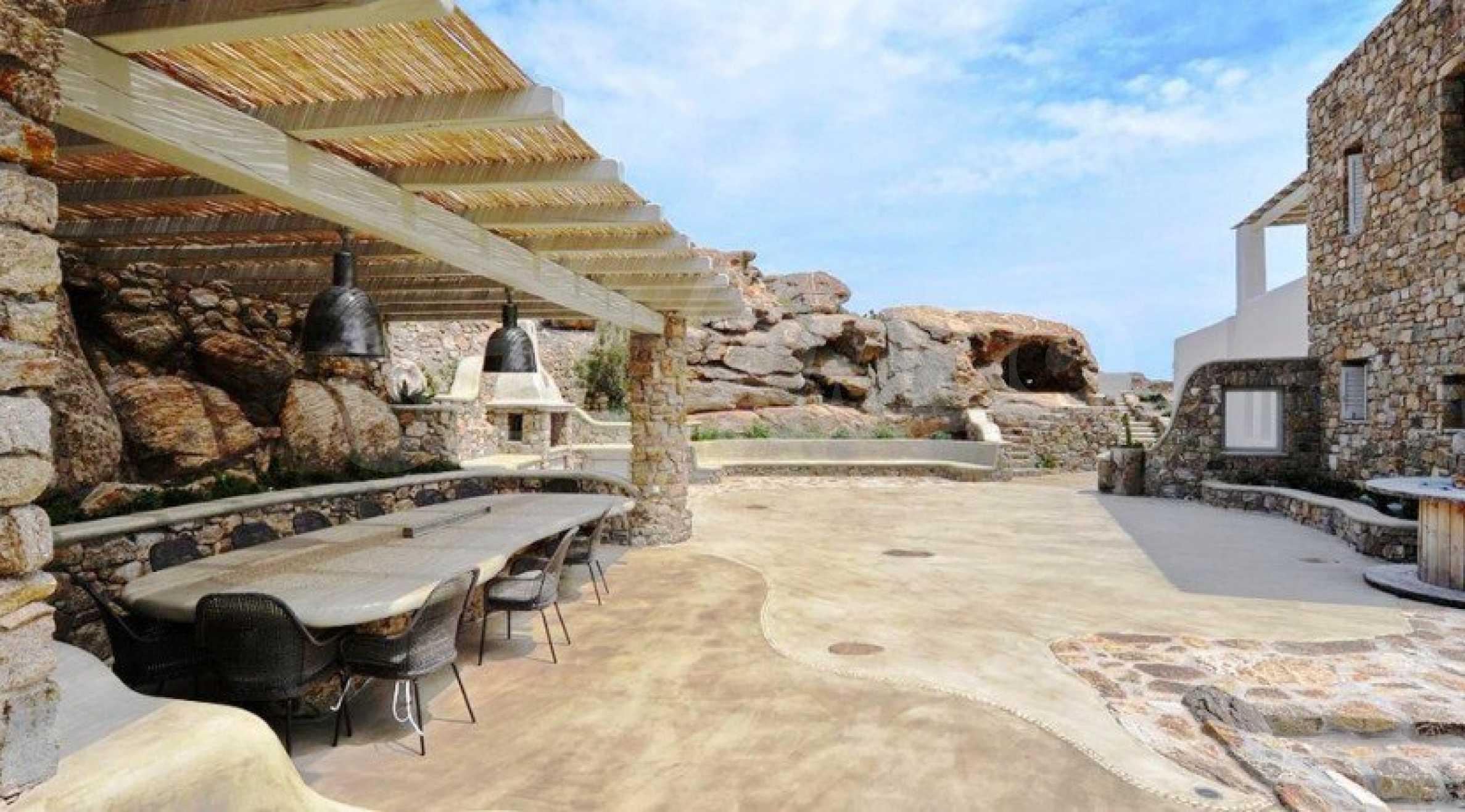 Солидна резиденция за ценители, о. Миконос 2