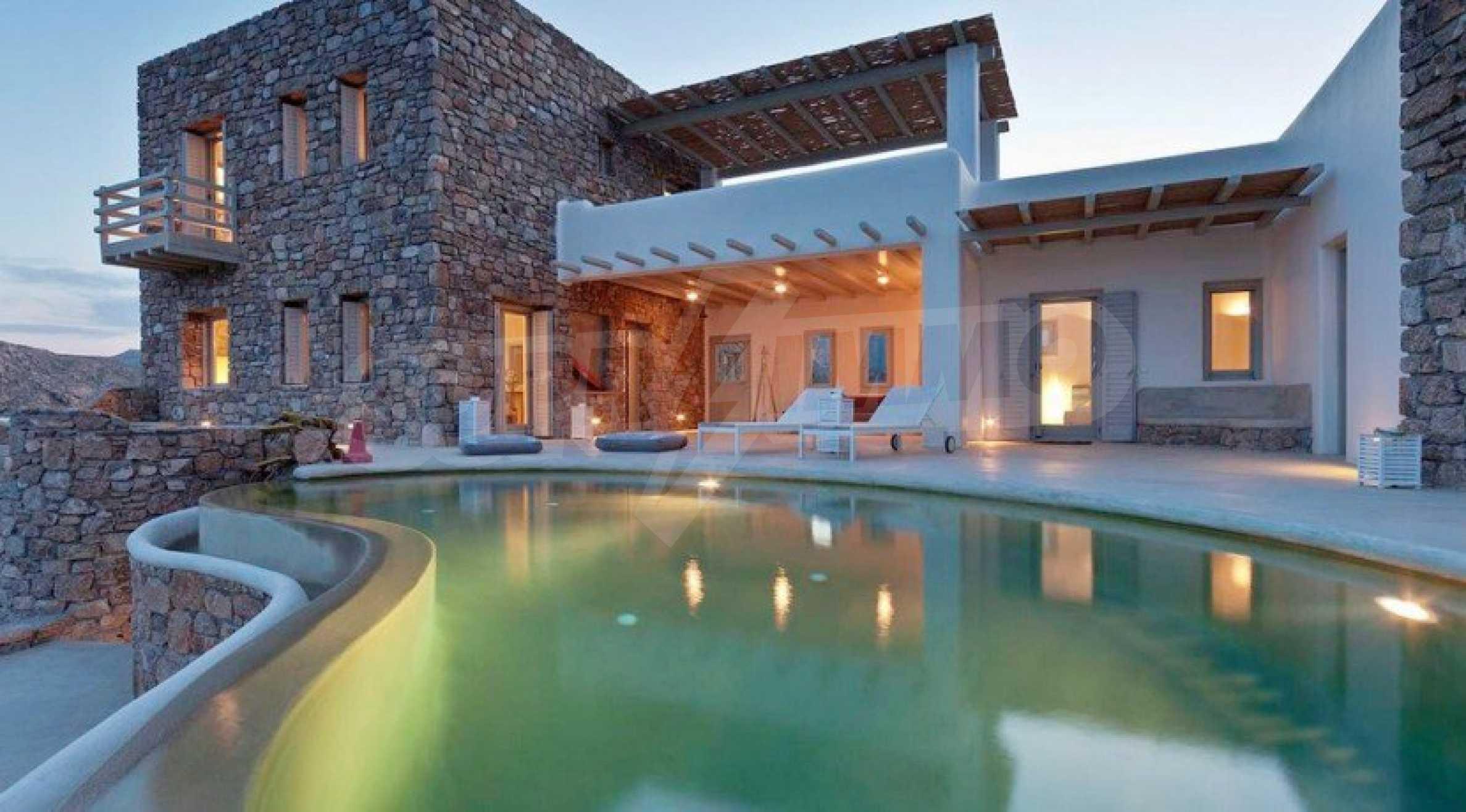 Солидна резиденция за ценители, о. Миконос 4