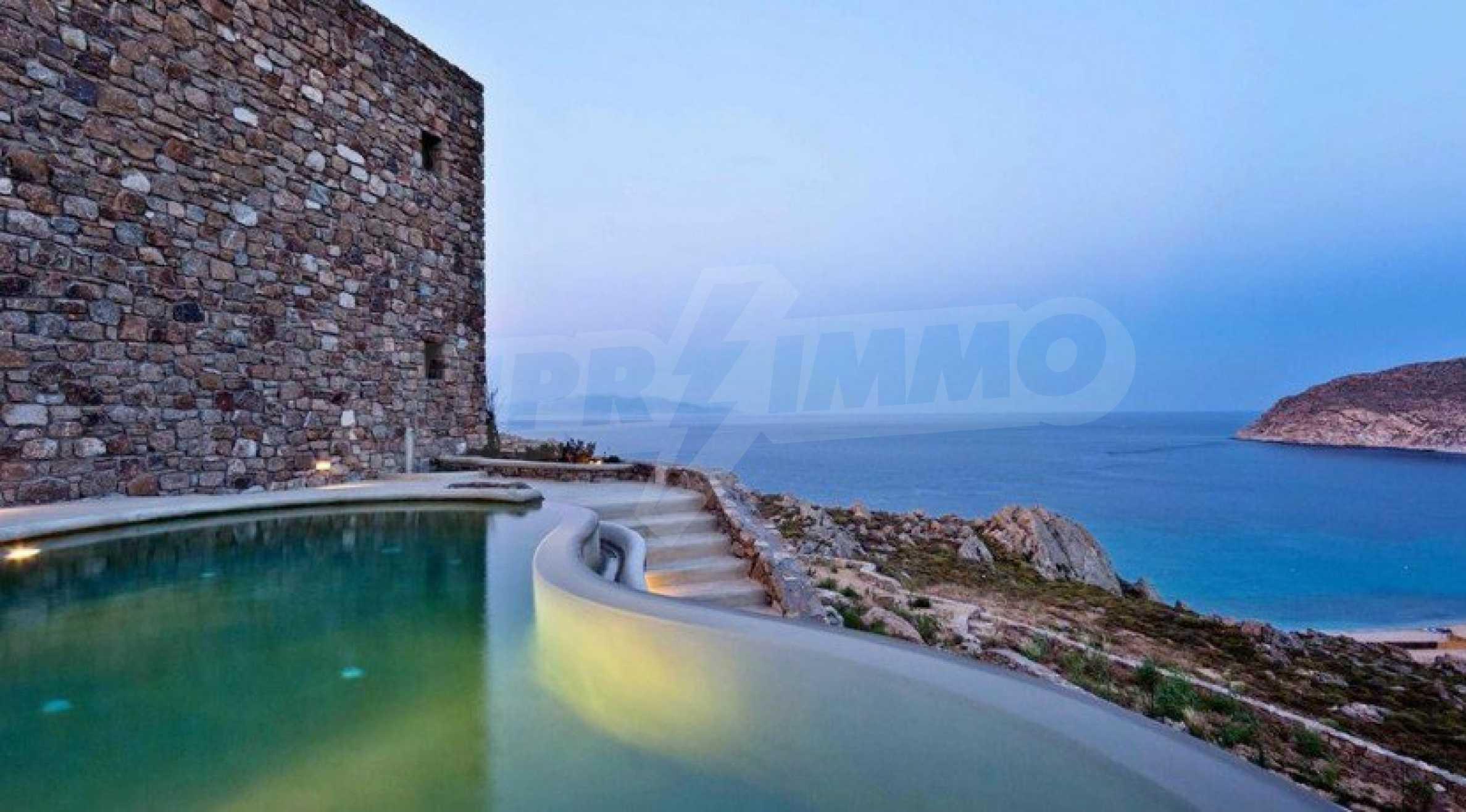 Солидна резиденция за ценители, о. Миконос 5