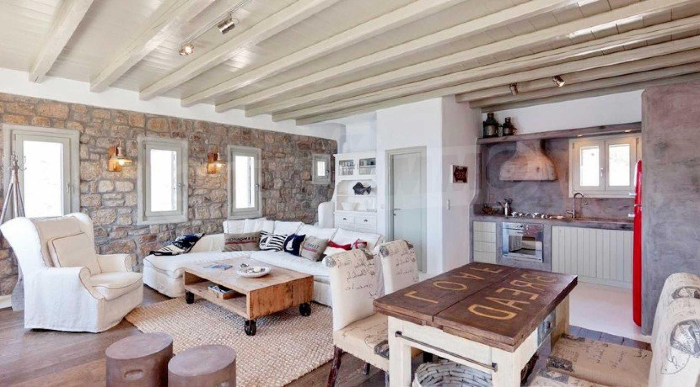 Солидна резиденция за ценители, о. Миконос 6