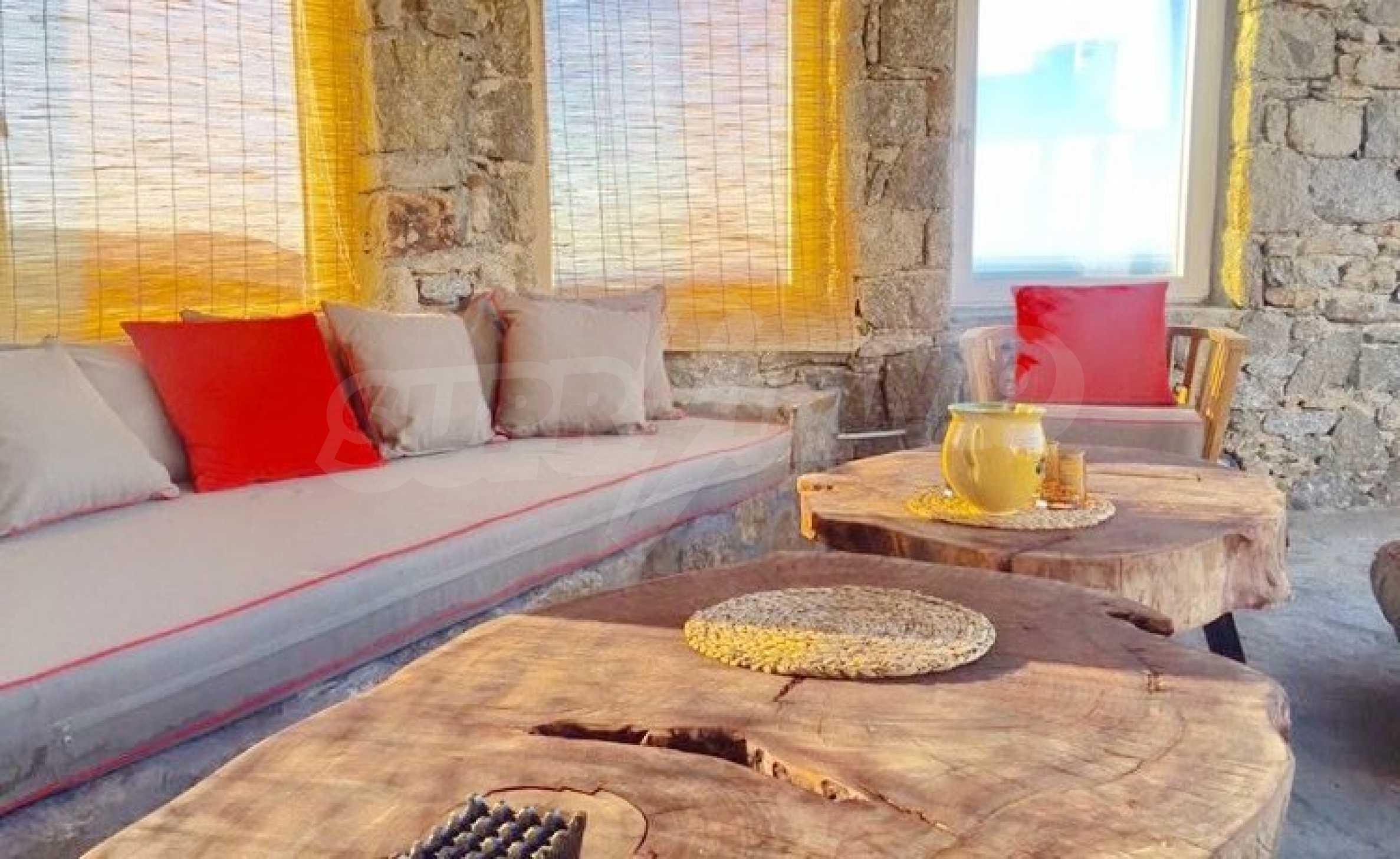 Разкошна вила на топ световна дестинация, остров Миконос 17