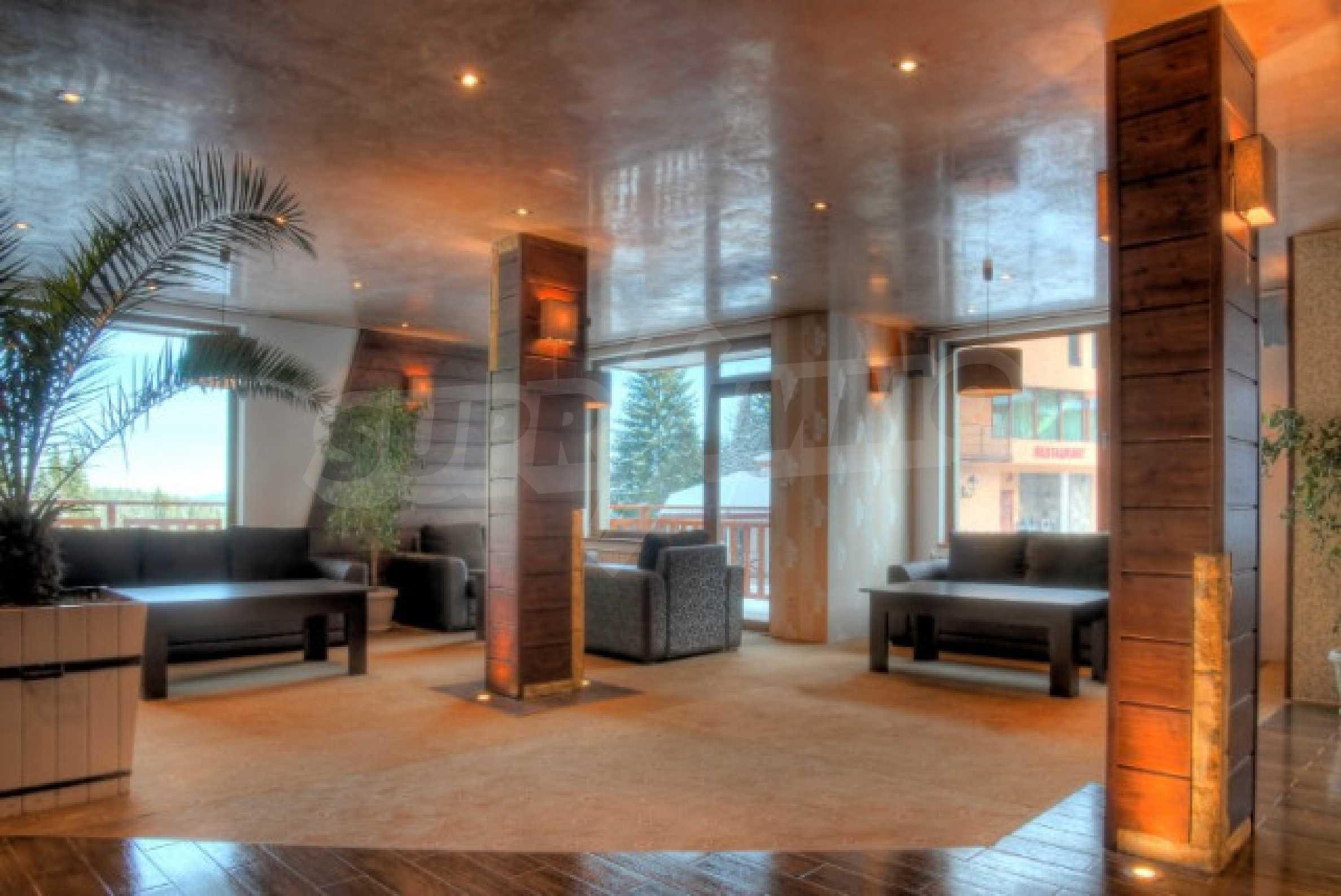 Апартаменти на атрактивни цени в планински ваканционен комплекс в Пампорово 9