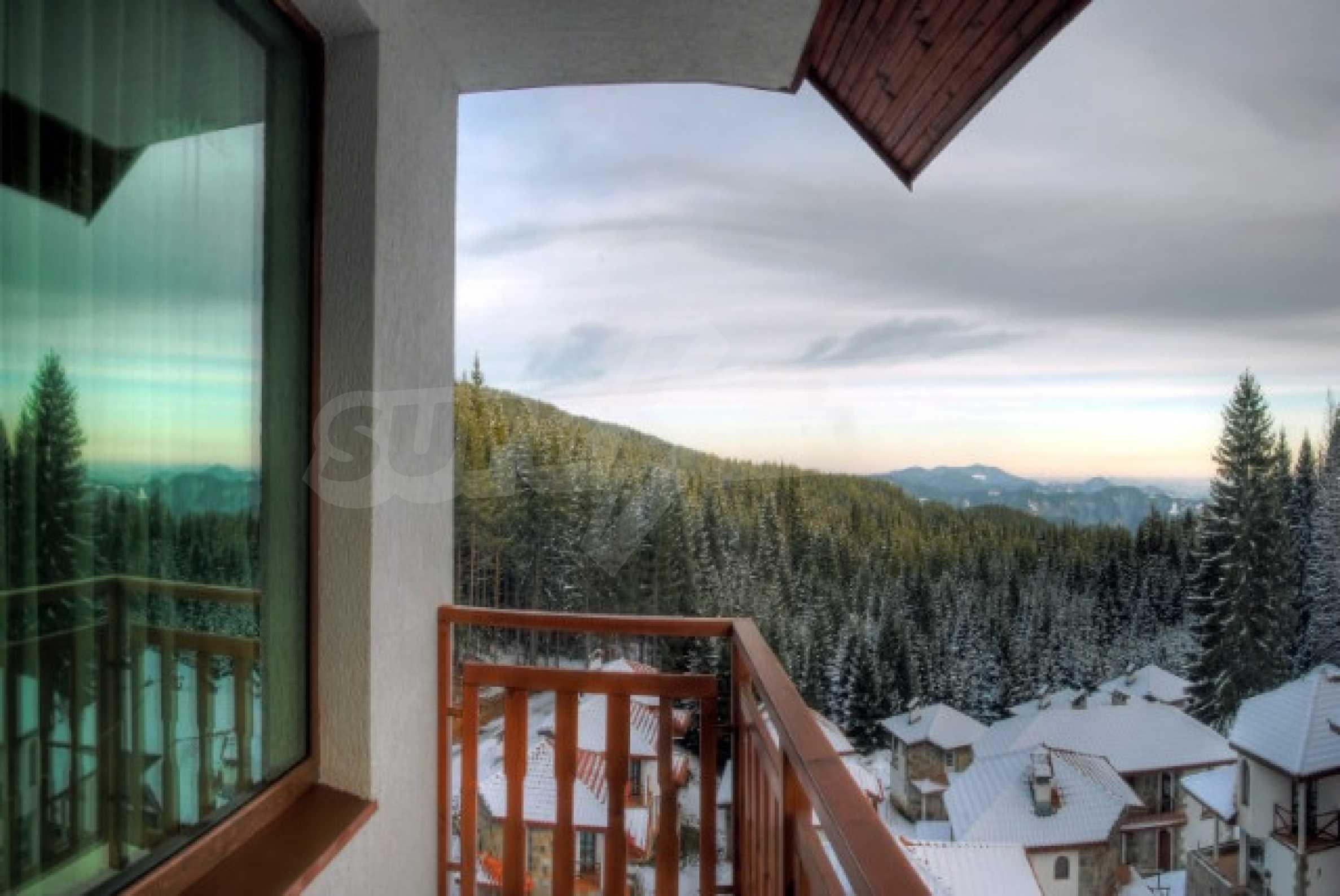 Апартаменти на атрактивни цени в планински ваканционен комплекс в Пампорово 22