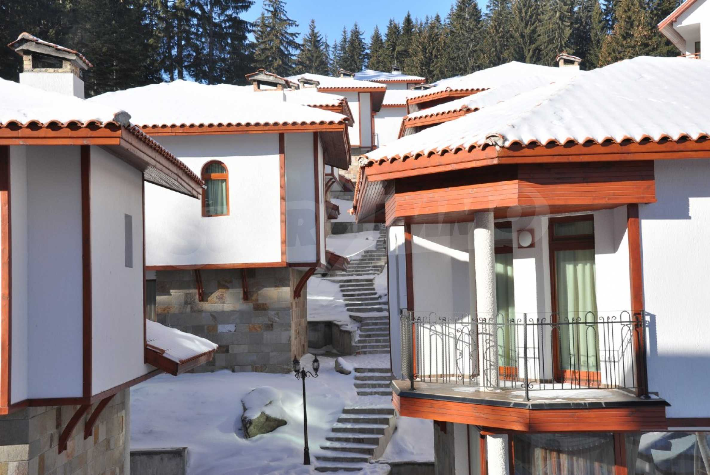 Апартаменти на атрактивни цени в планински ваканционен комплекс в Пампорово 27