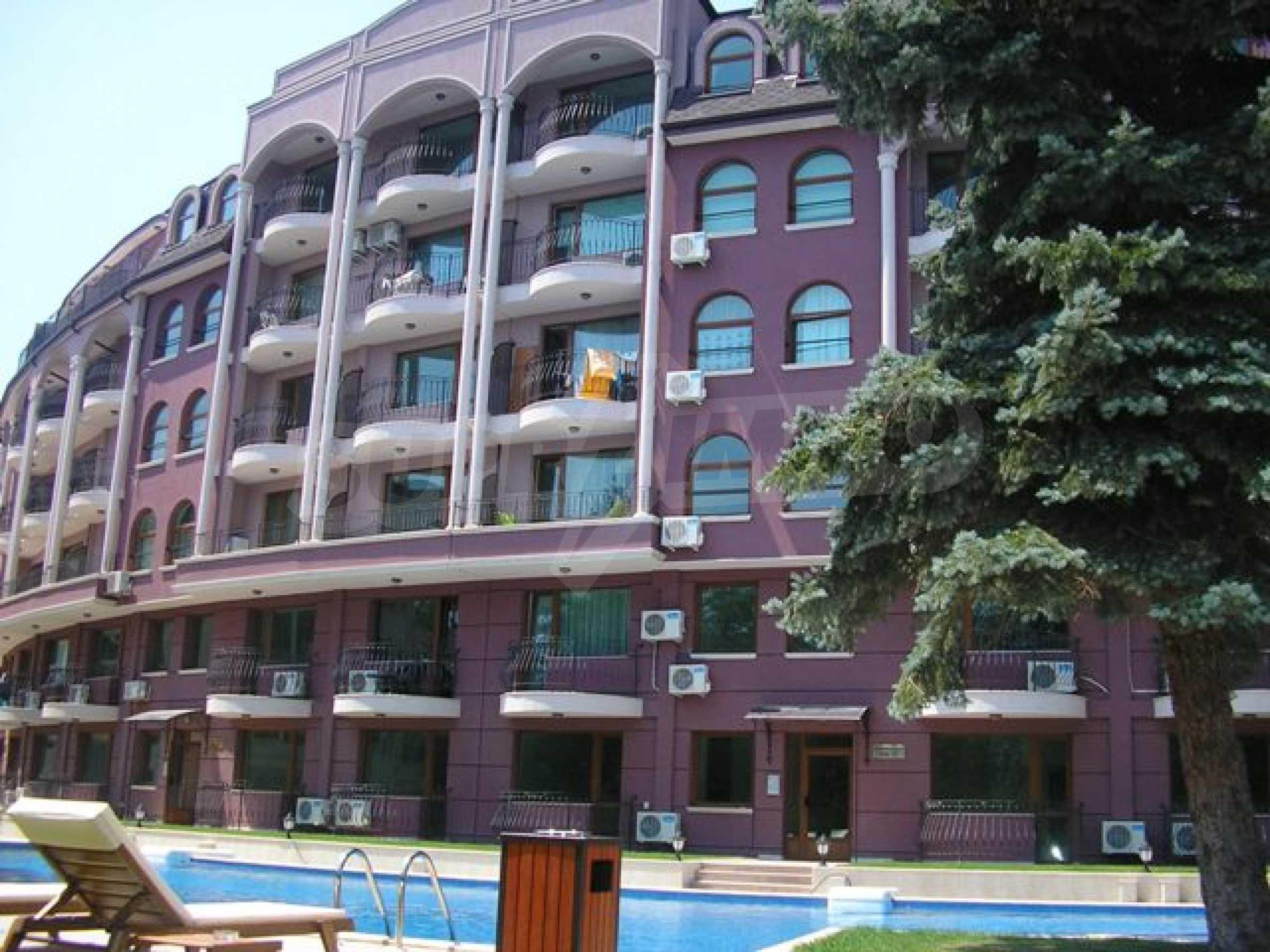 Апартамент Людмила 13