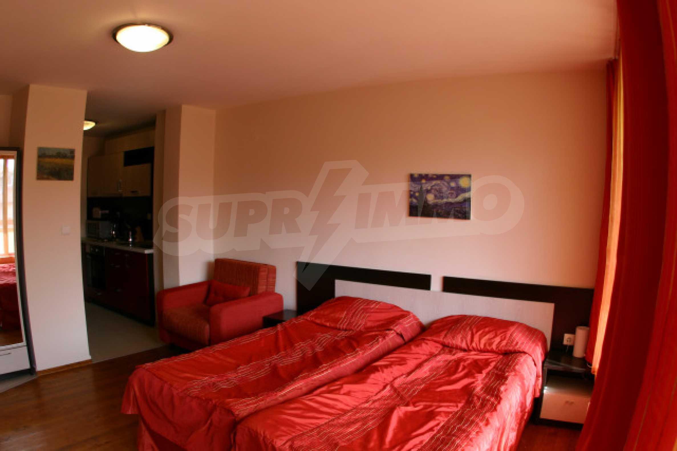 Однокомнатная квартира на продажу в Банско 1