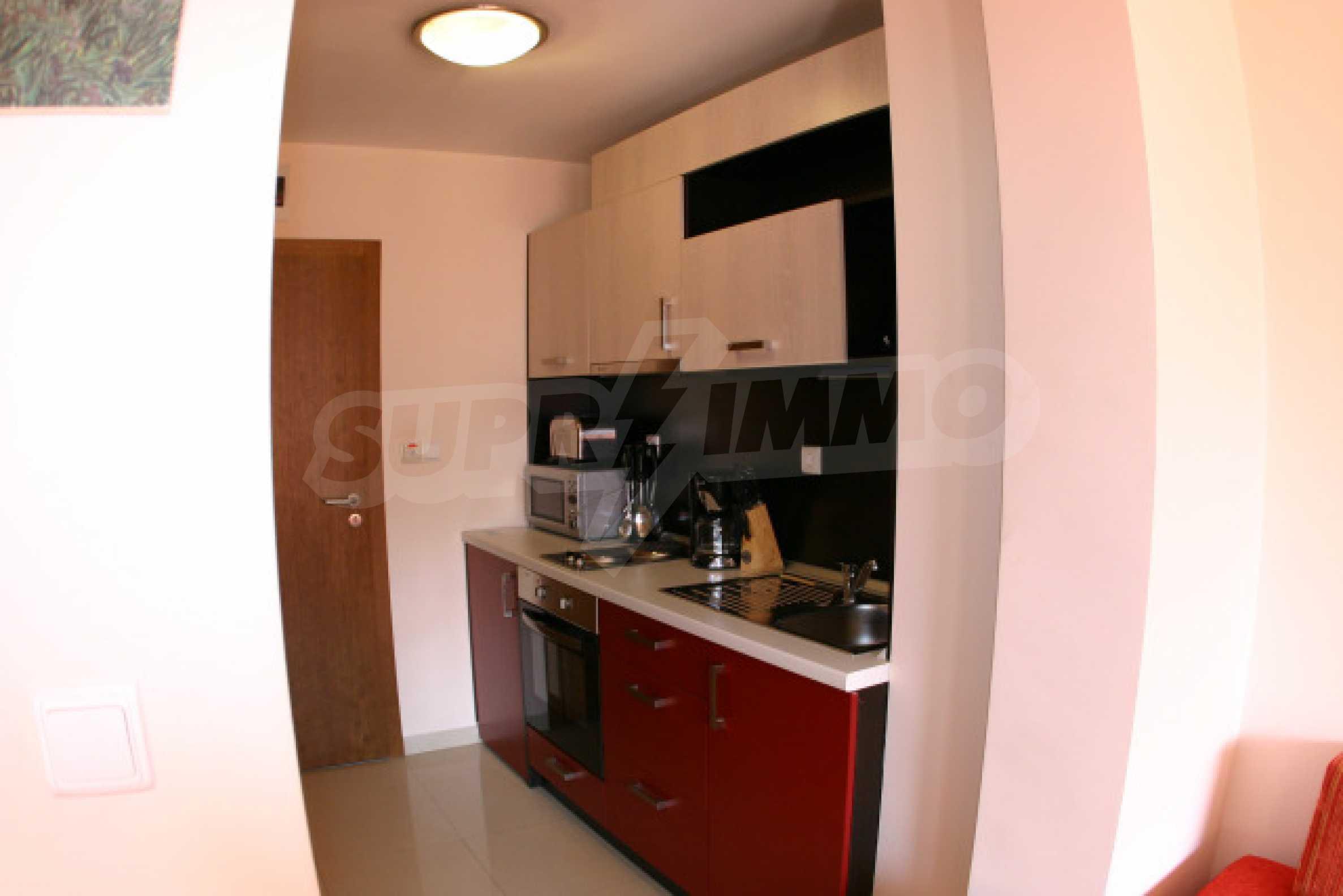 Однокомнатная квартира на продажу в Банско 3