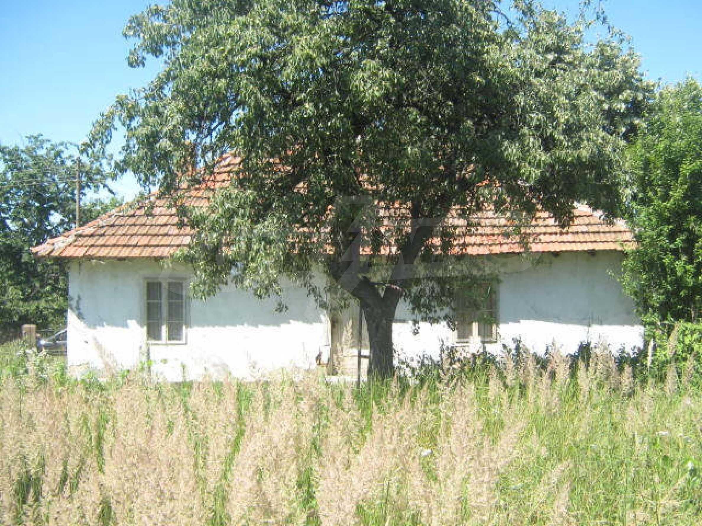 Ländliches Haus in einem Dorf in der Nähe von Vidin