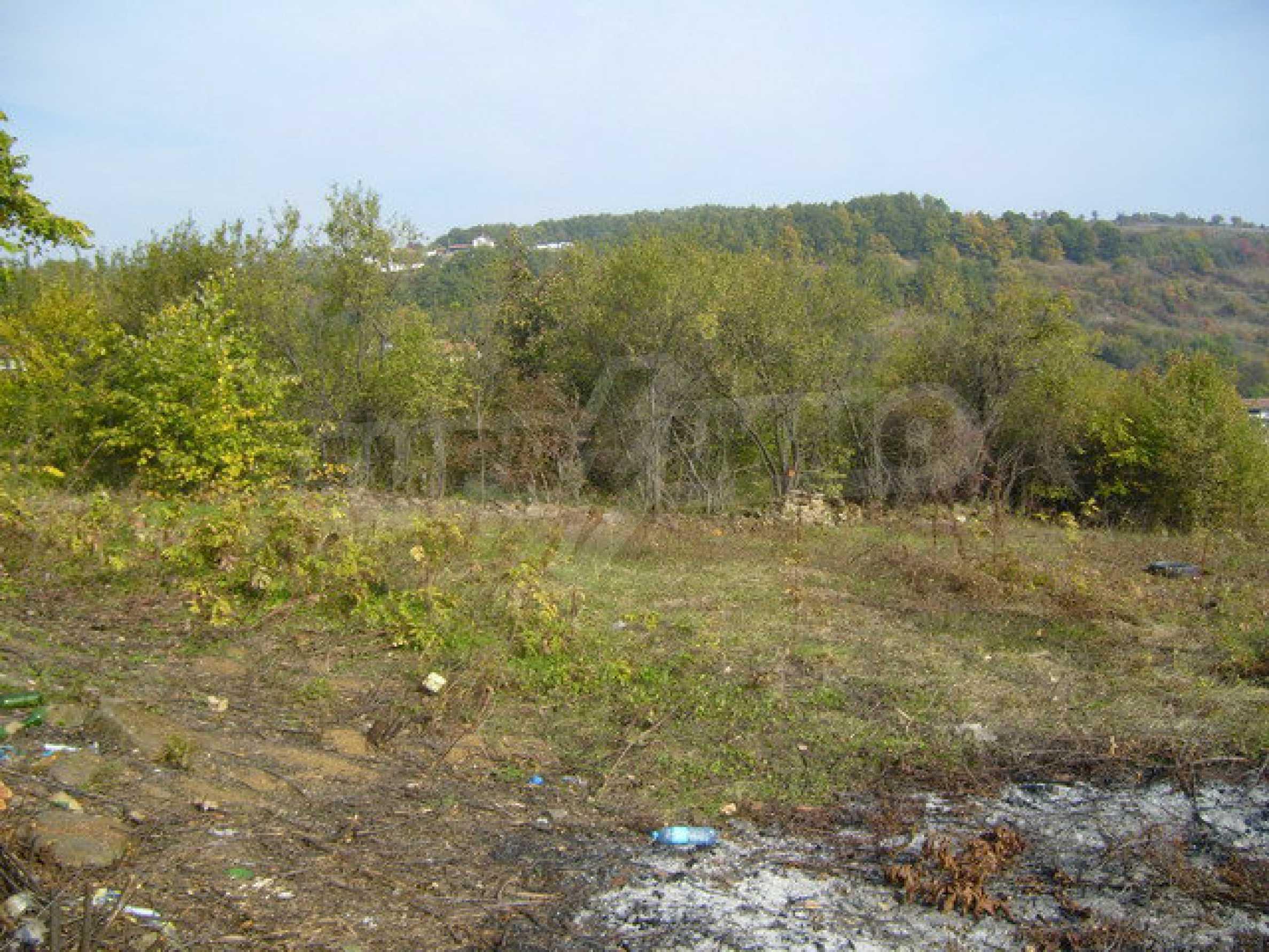 Земельный участок в деревне с красивым пейзажем 7