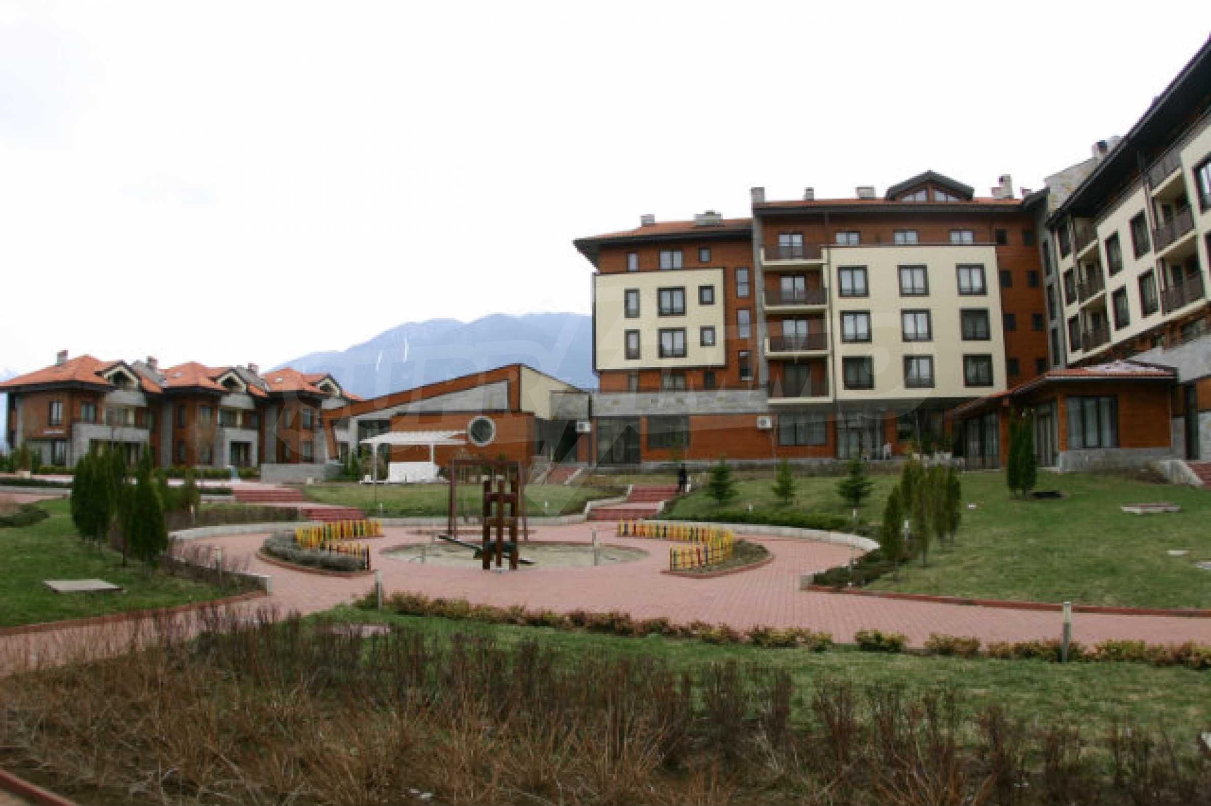Apartment in Murite Club Hotel (White Fir Valley) 17