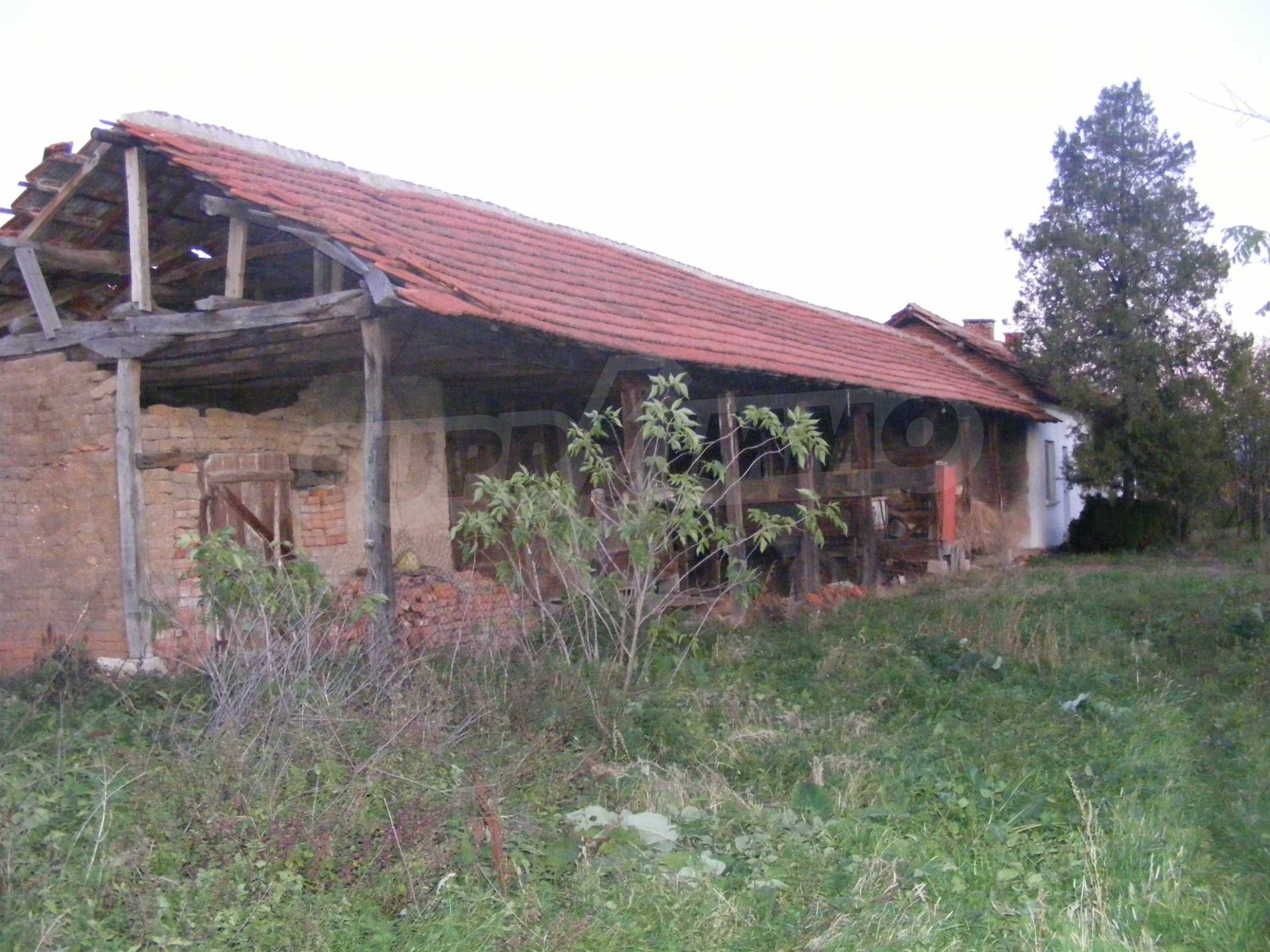 Nice detached house with garden 30 km from Montana and Lom 29