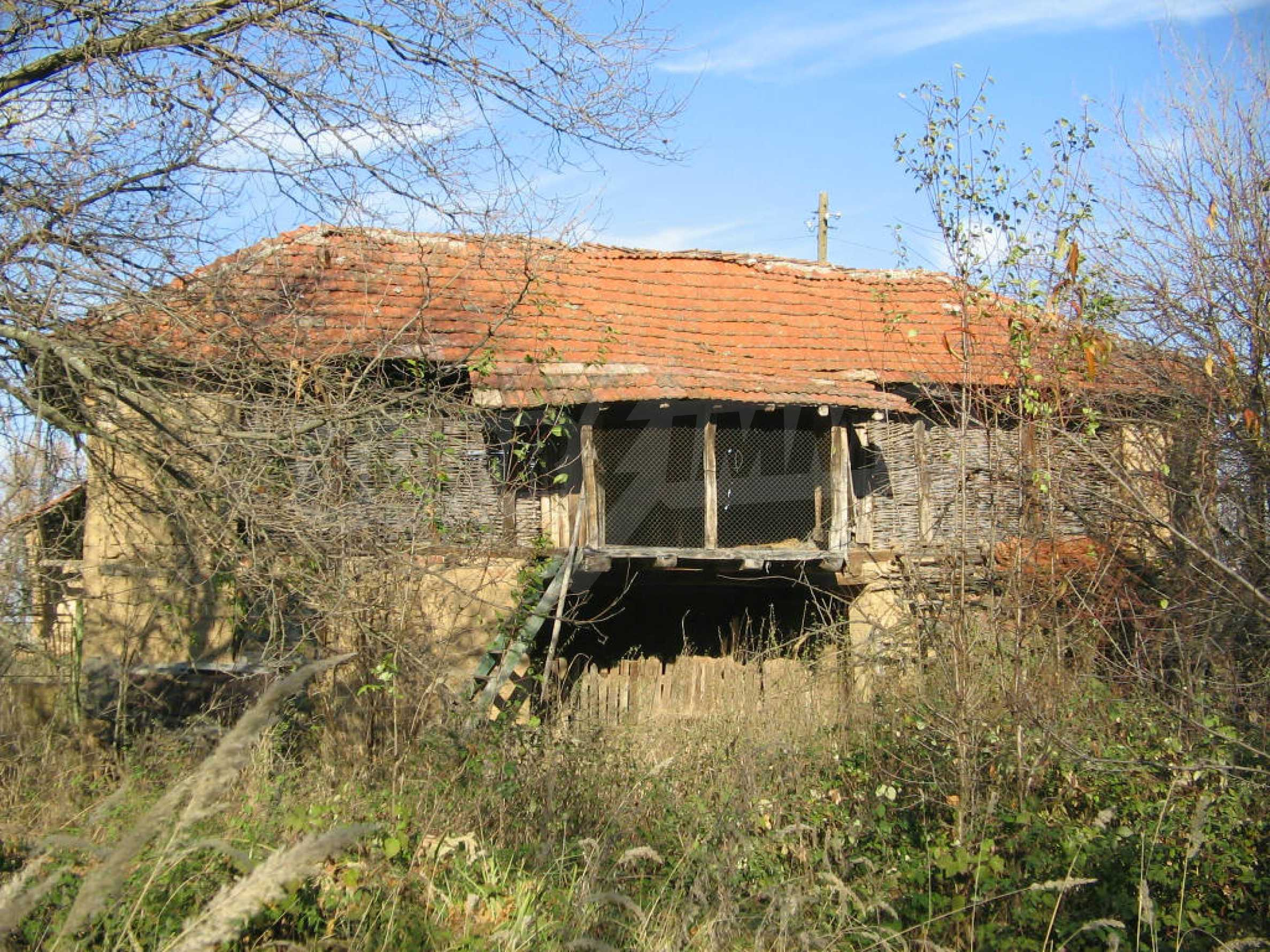 Einfamilienhaus mit Hof in der Nähe von Montana 9