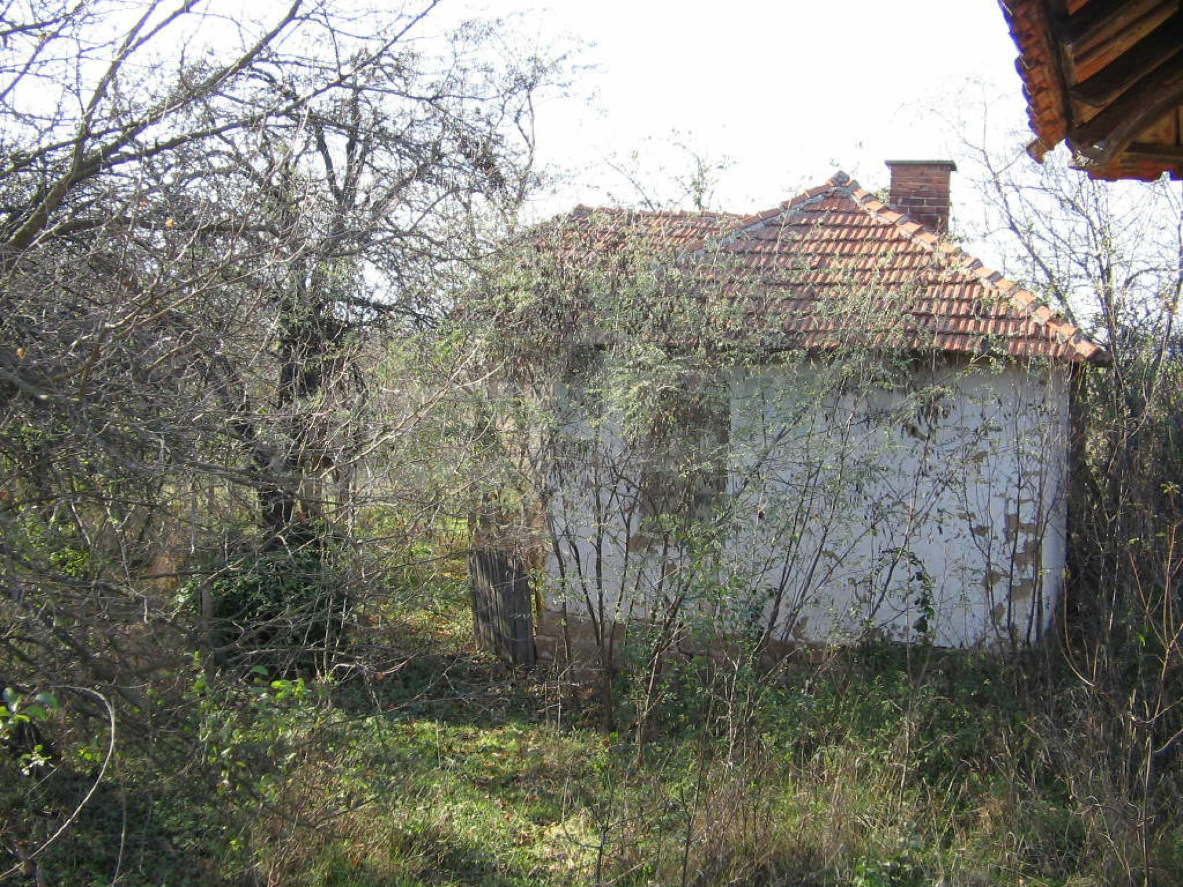 Einfamilienhaus mit Hof in der Nähe von Montana 21