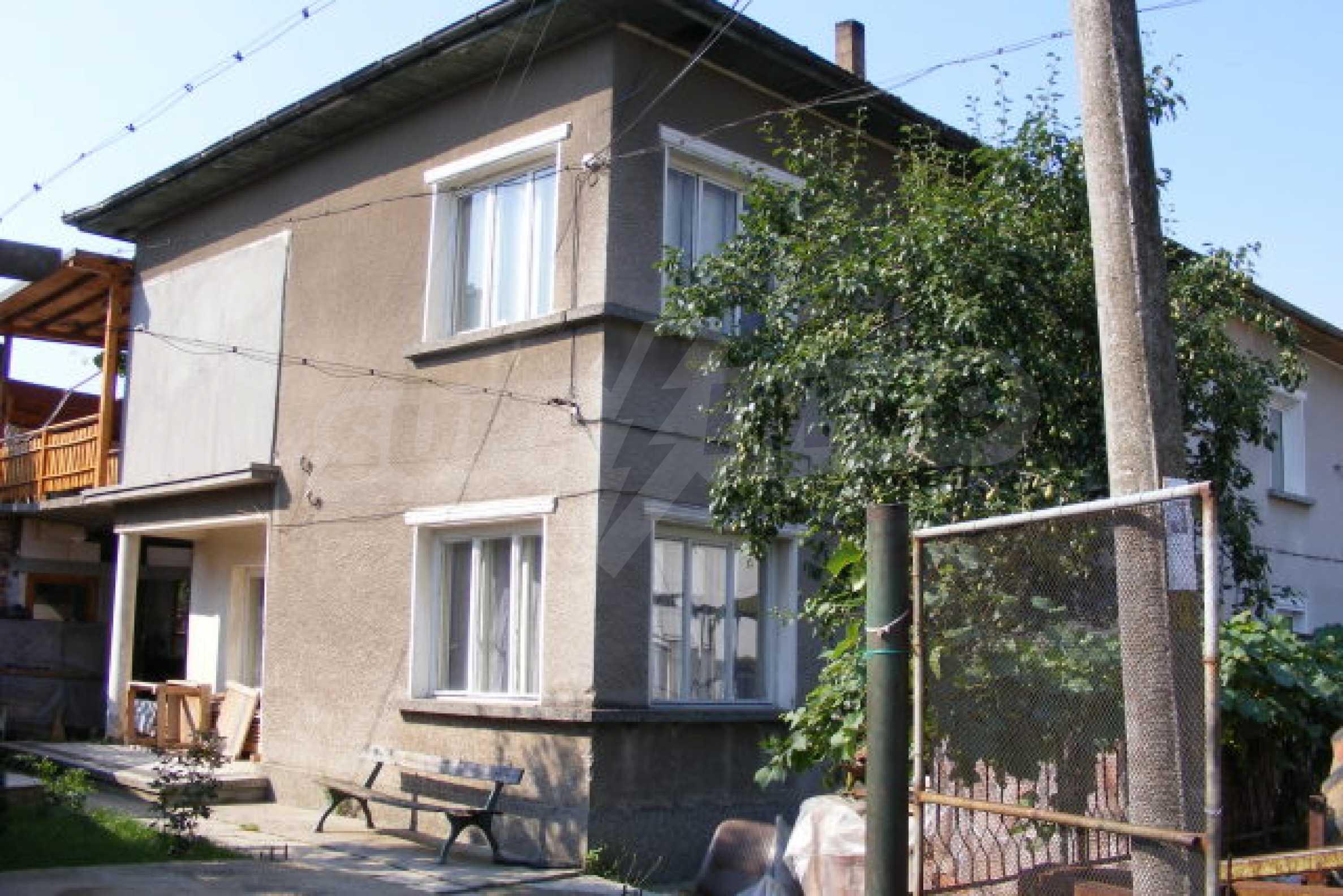 Приятен семеен дом