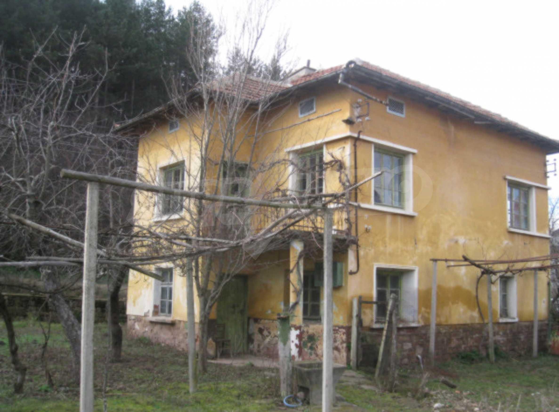 Дом возле Выршец 5