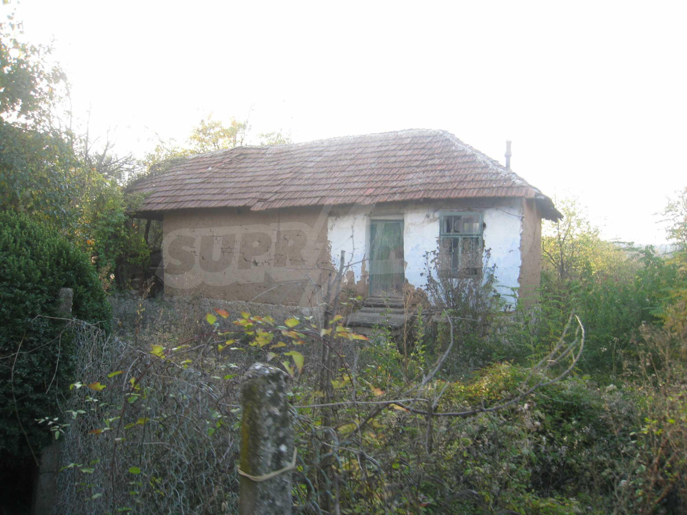 One-storey house with big yard near Montana 30