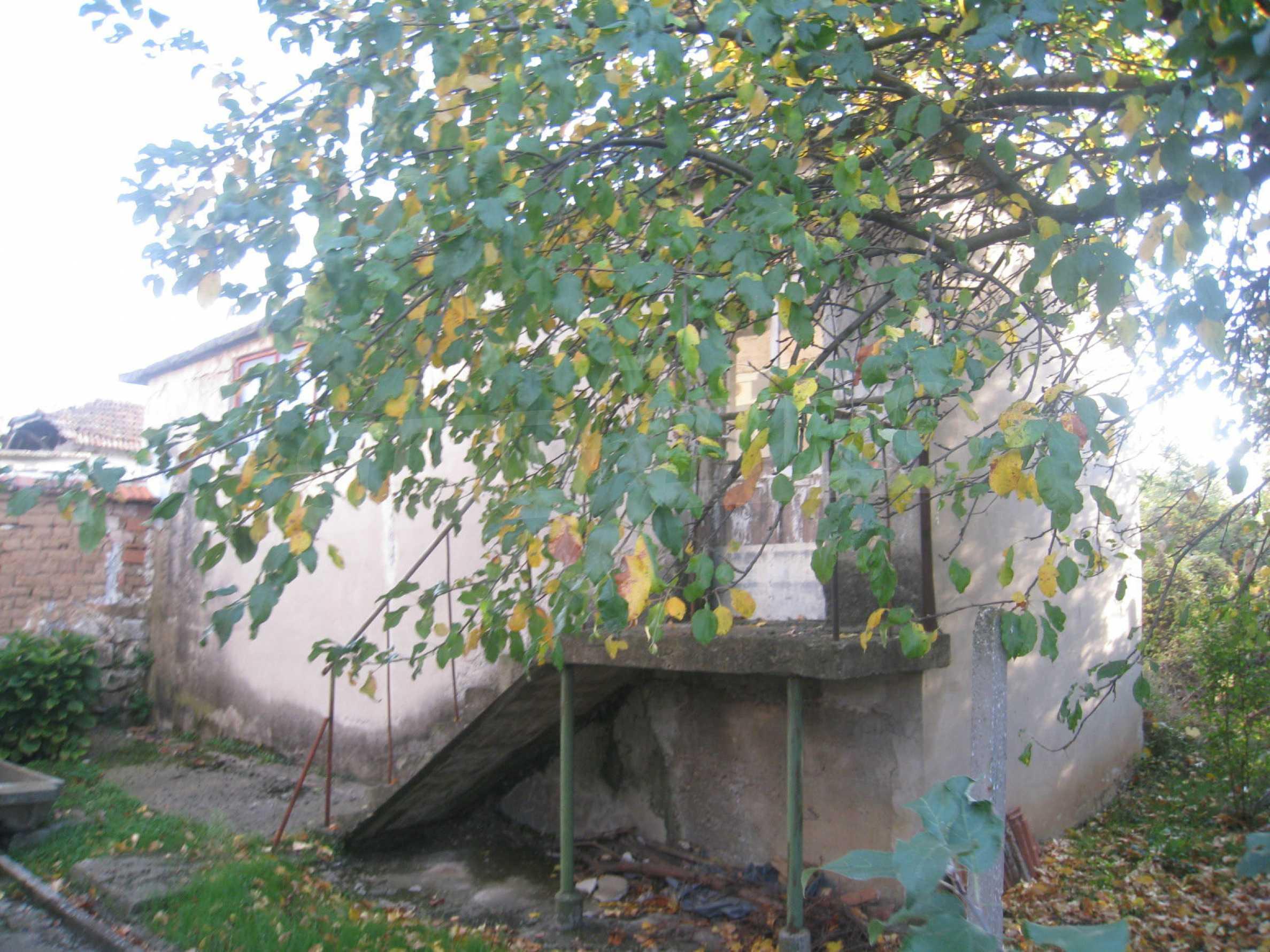 One-storey house with big yard near Montana 33