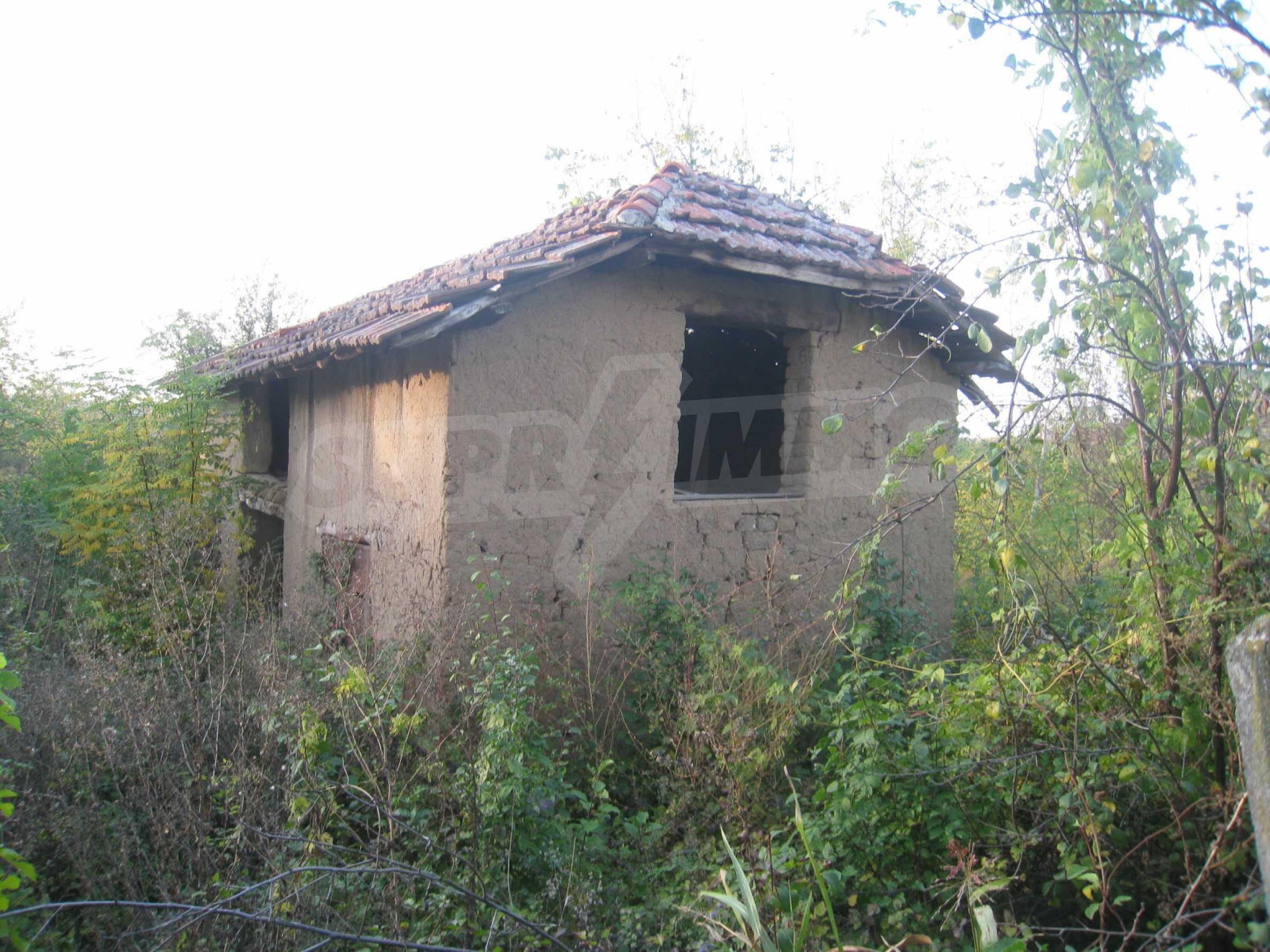 One-storey house with big yard near Montana 42