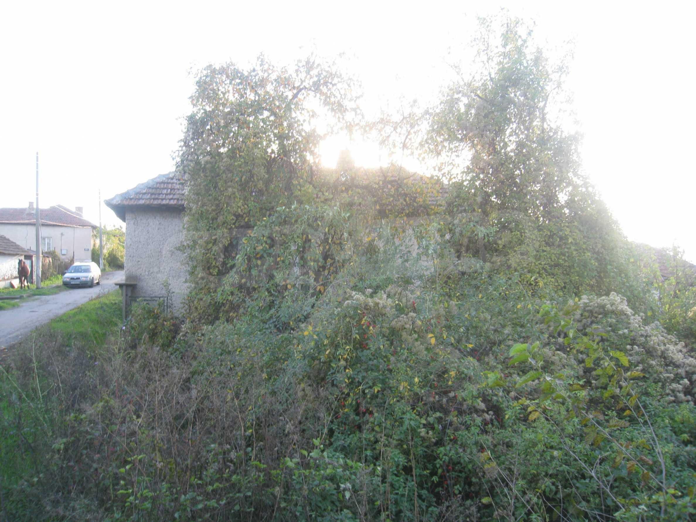 One-storey house with big yard near Montana 45