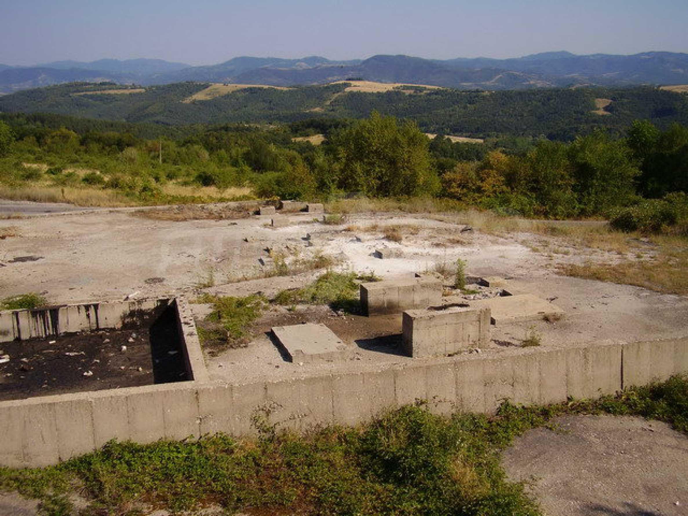 Земельный участок с прекрасным видом, пригодный для дачного поселка, вблизи города Трявна 5