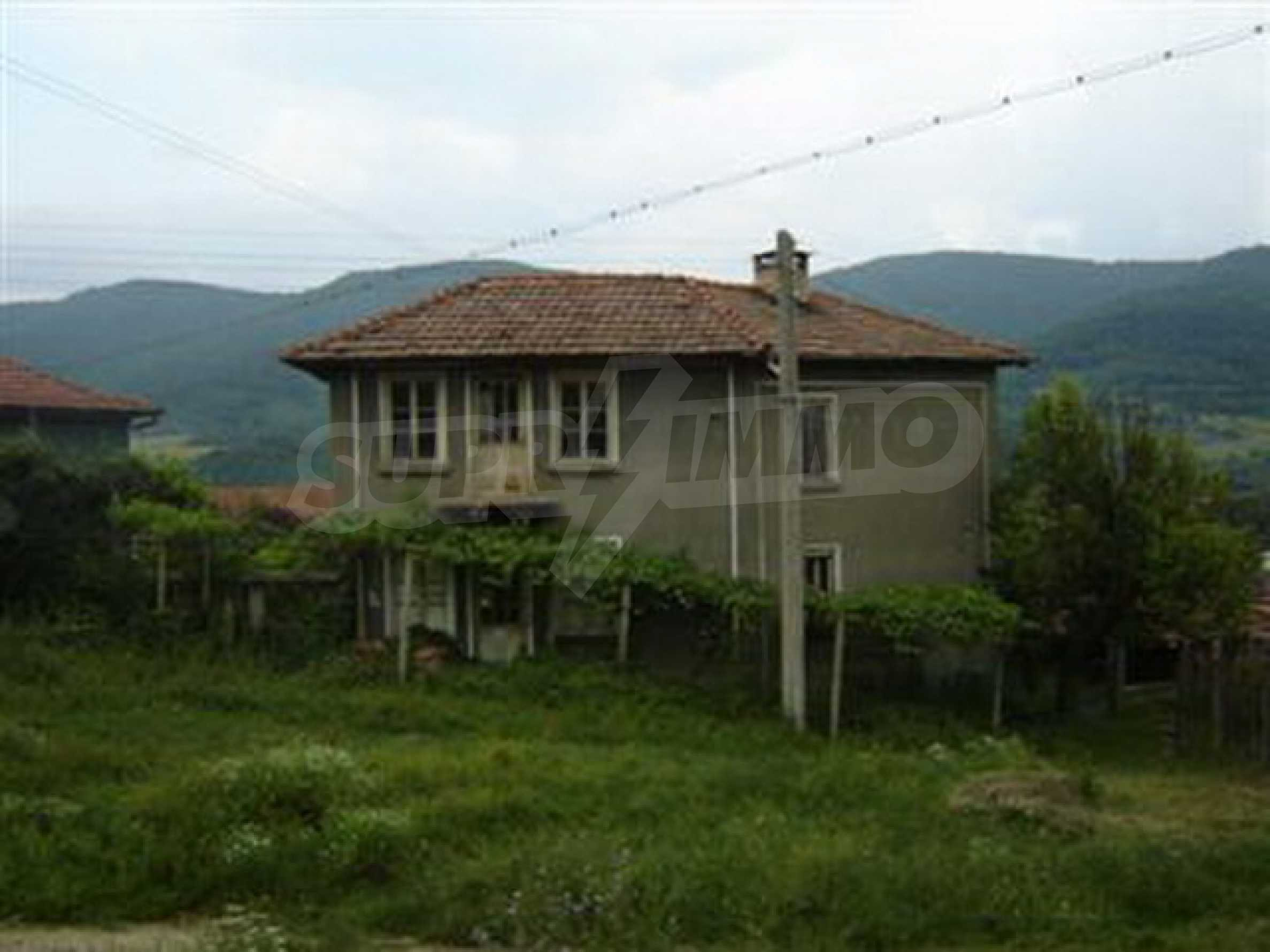 Old house near Lovech
