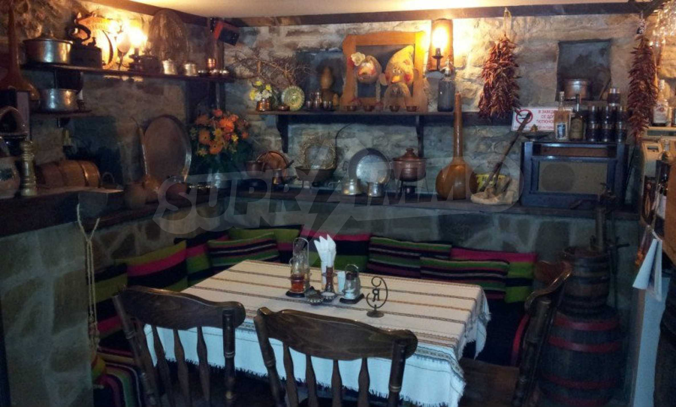 Unique traditional house with restaurant in Bozhentsi 10