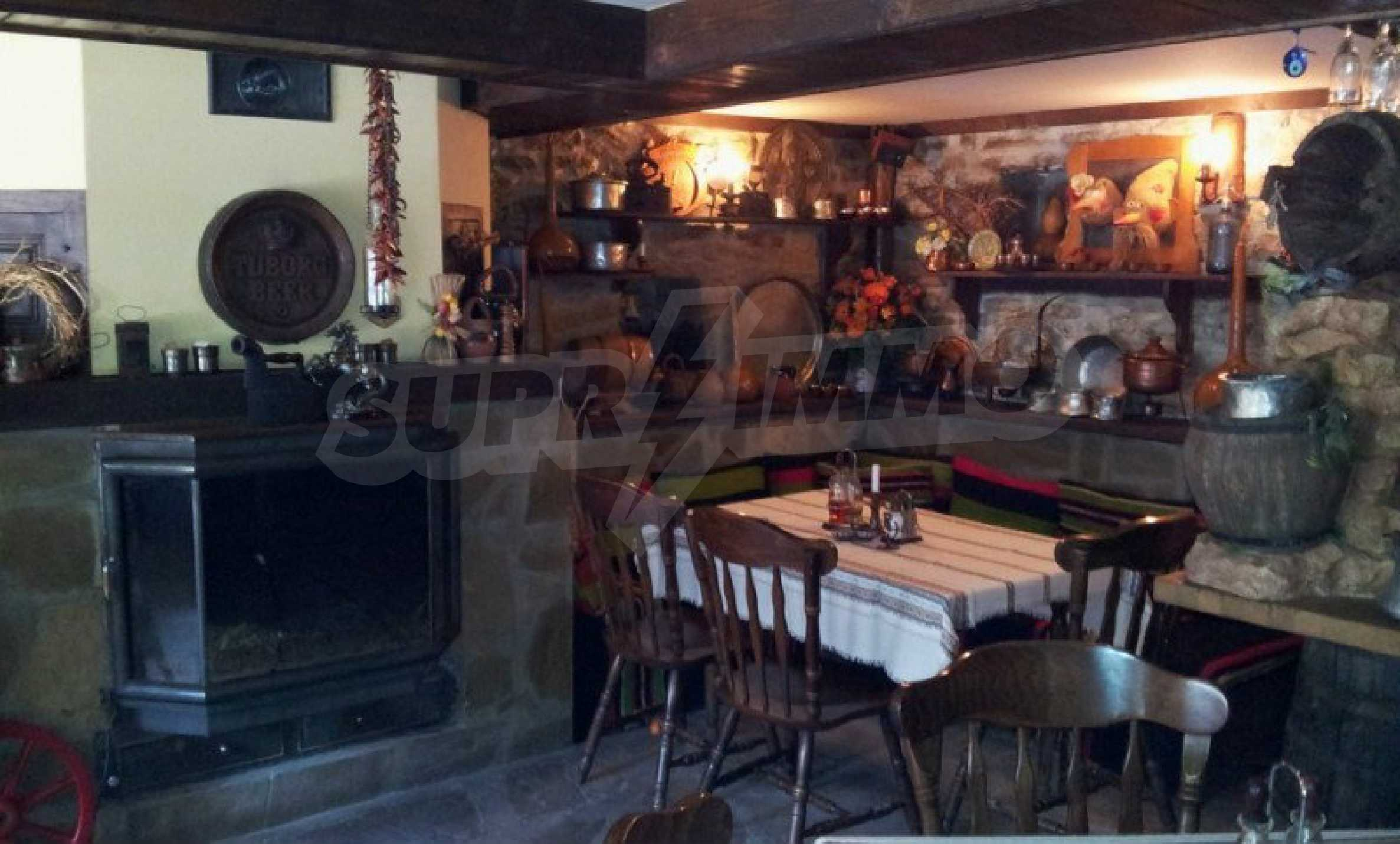 Unique traditional house with restaurant in Bozhentsi 17