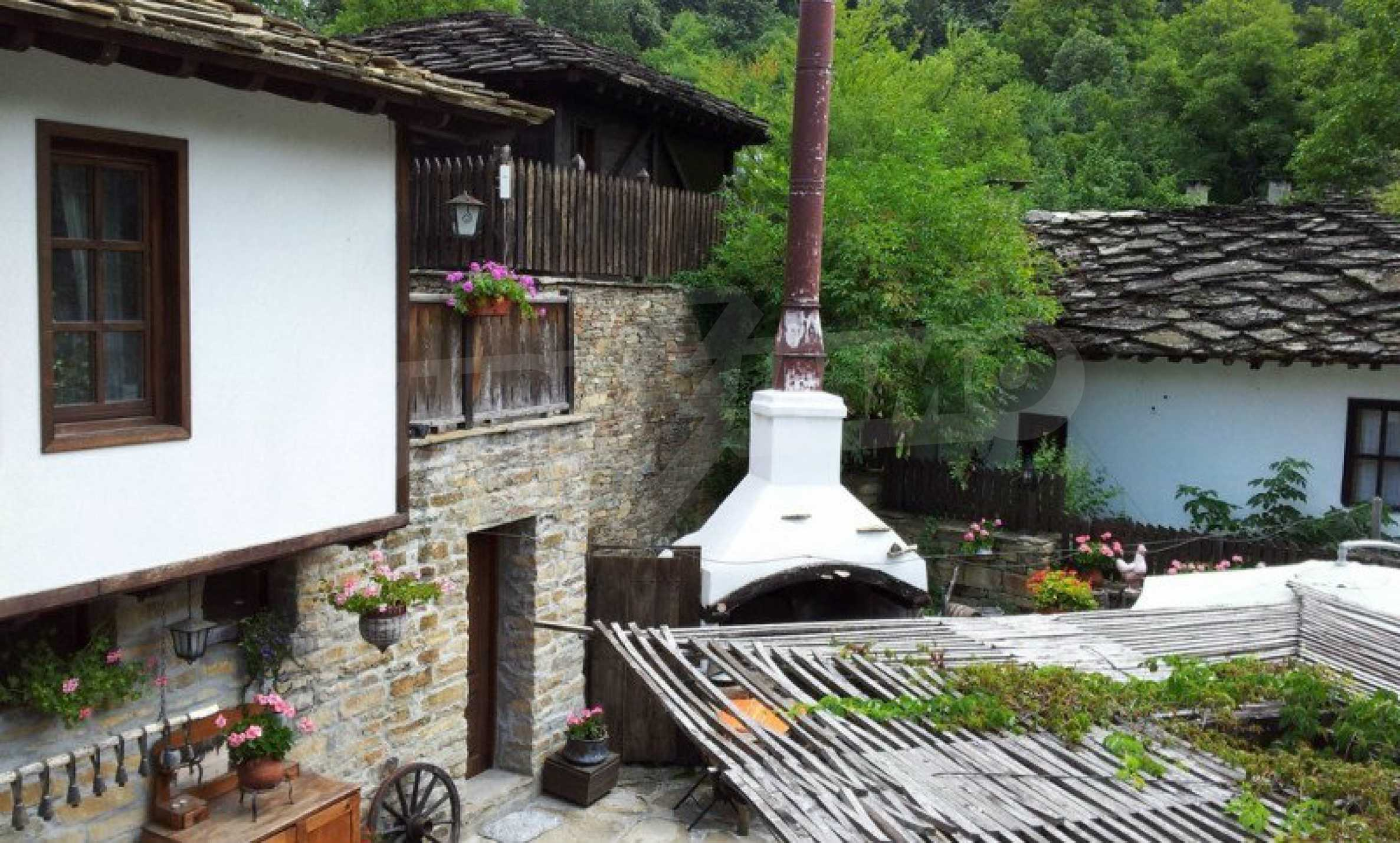 Unique traditional house with restaurant in Bozhentsi 1