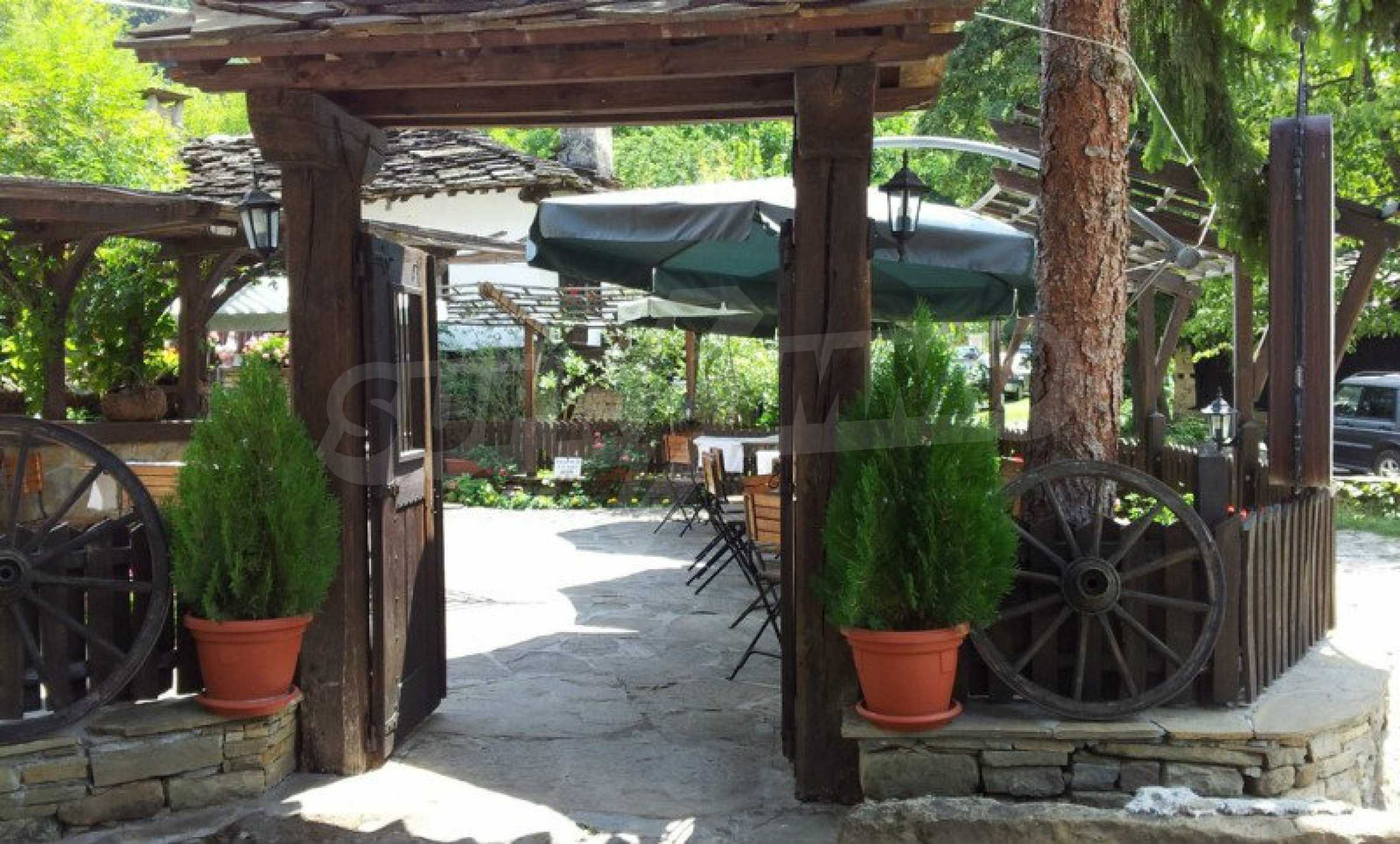 Unique traditional house with restaurant in Bozhentsi 20