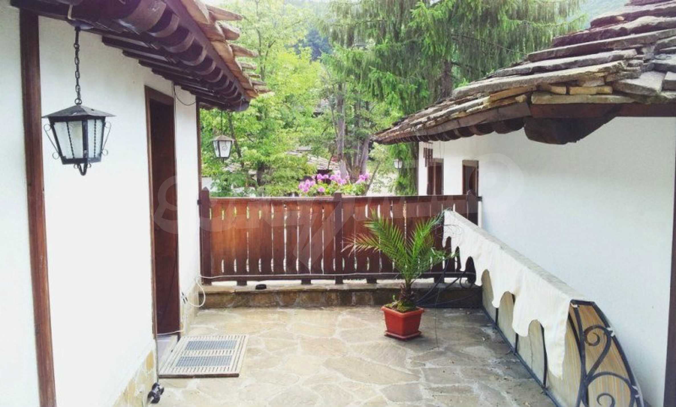 Unique traditional house with restaurant in Bozhentsi 22