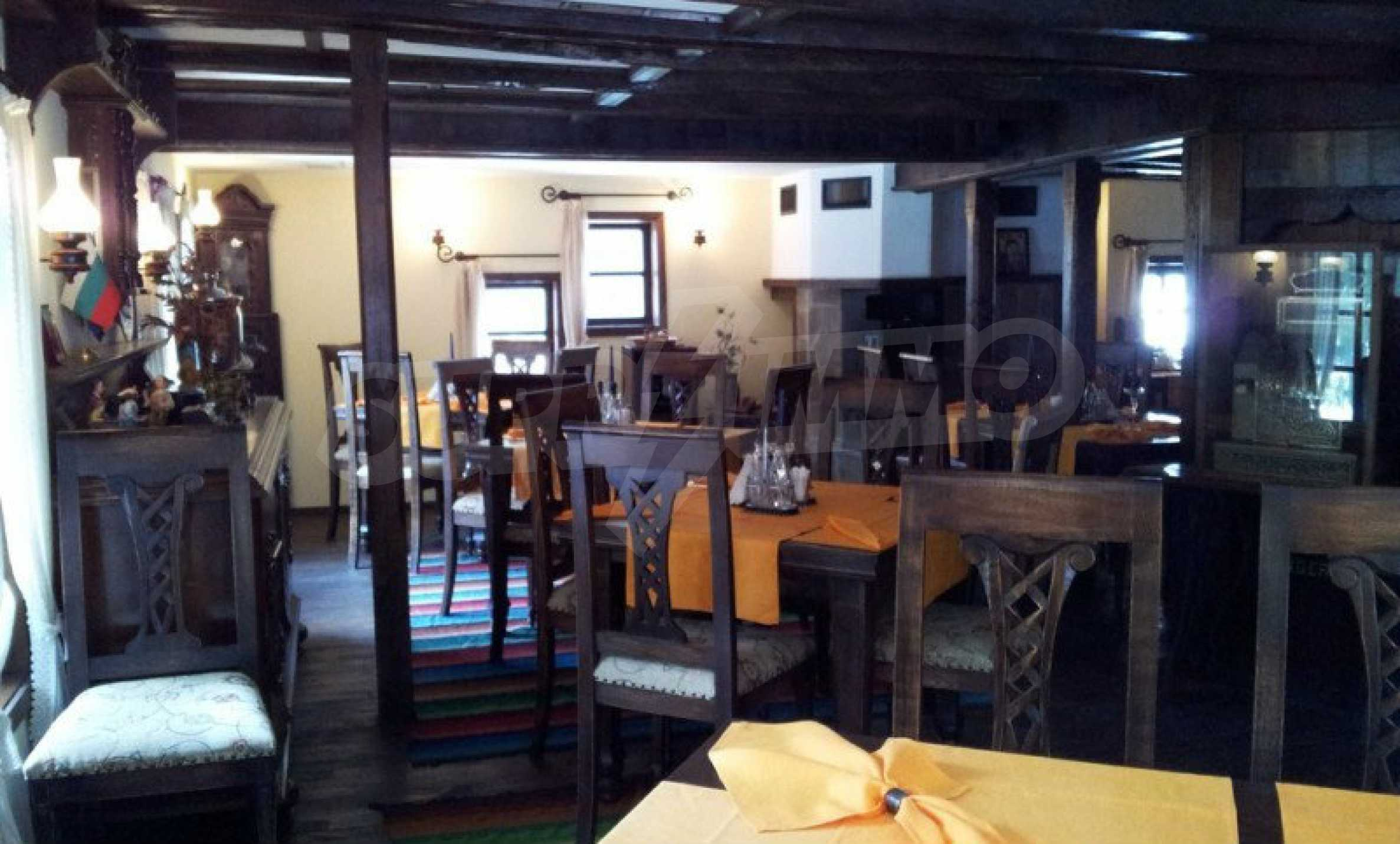Unique traditional house with restaurant in Bozhentsi 23