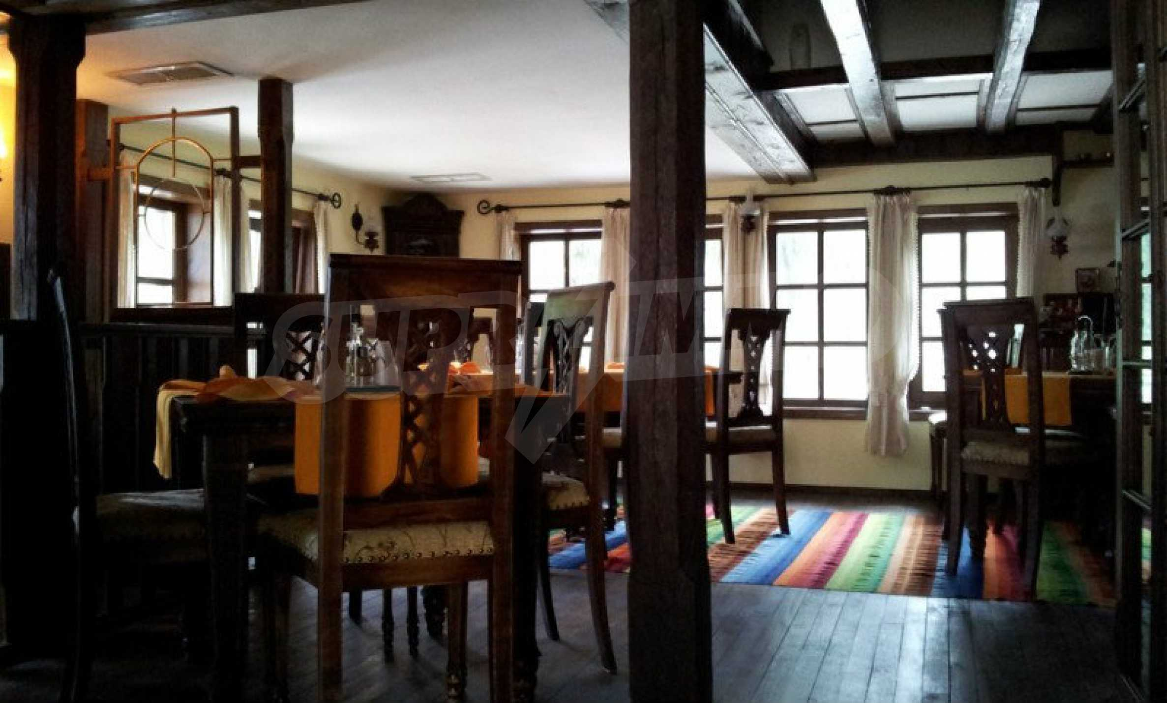 Unique traditional house with restaurant in Bozhentsi 27