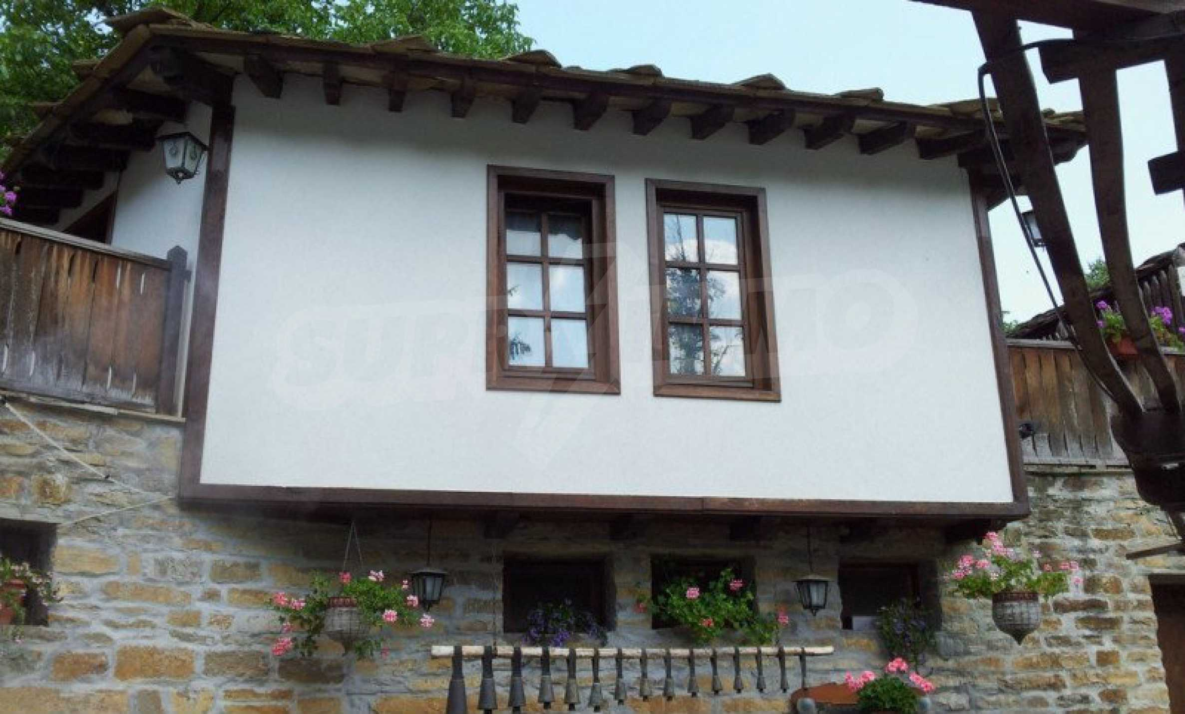 Unique traditional house with restaurant in Bozhentsi 4
